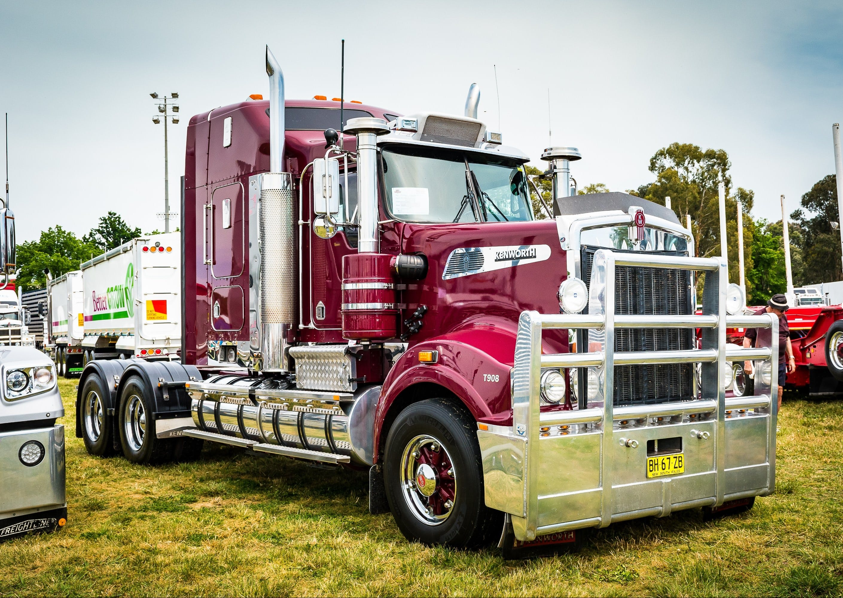 Dane Ballinger Memorial Truck Show - Surfers Gold Coast