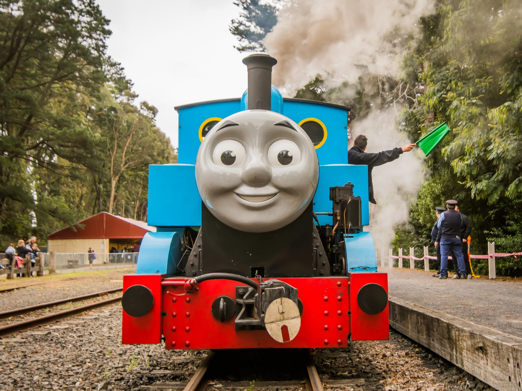 Day out with Thomas at Puffing Billy - Surfers Gold Coast