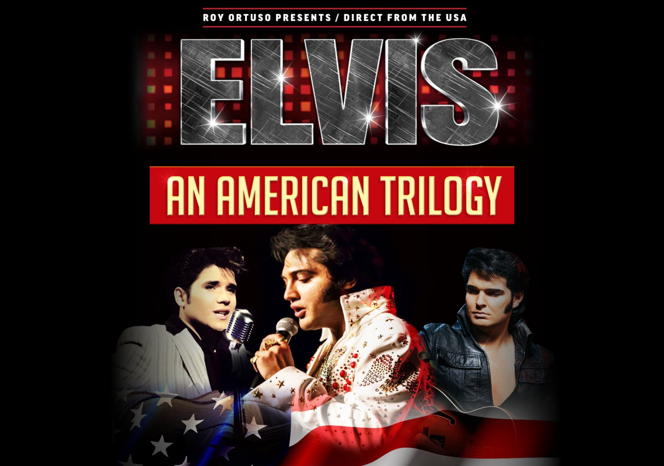 Elvis - An American Trilogy - Surfers Gold Coast