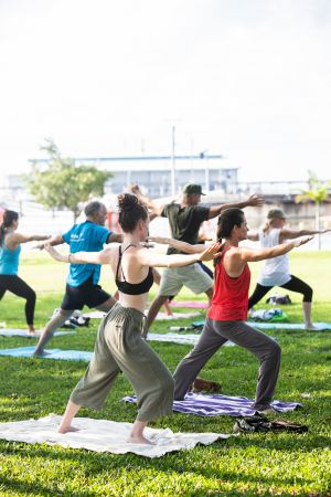 Free Weekly Yoga Asana Class - Surfers Gold Coast