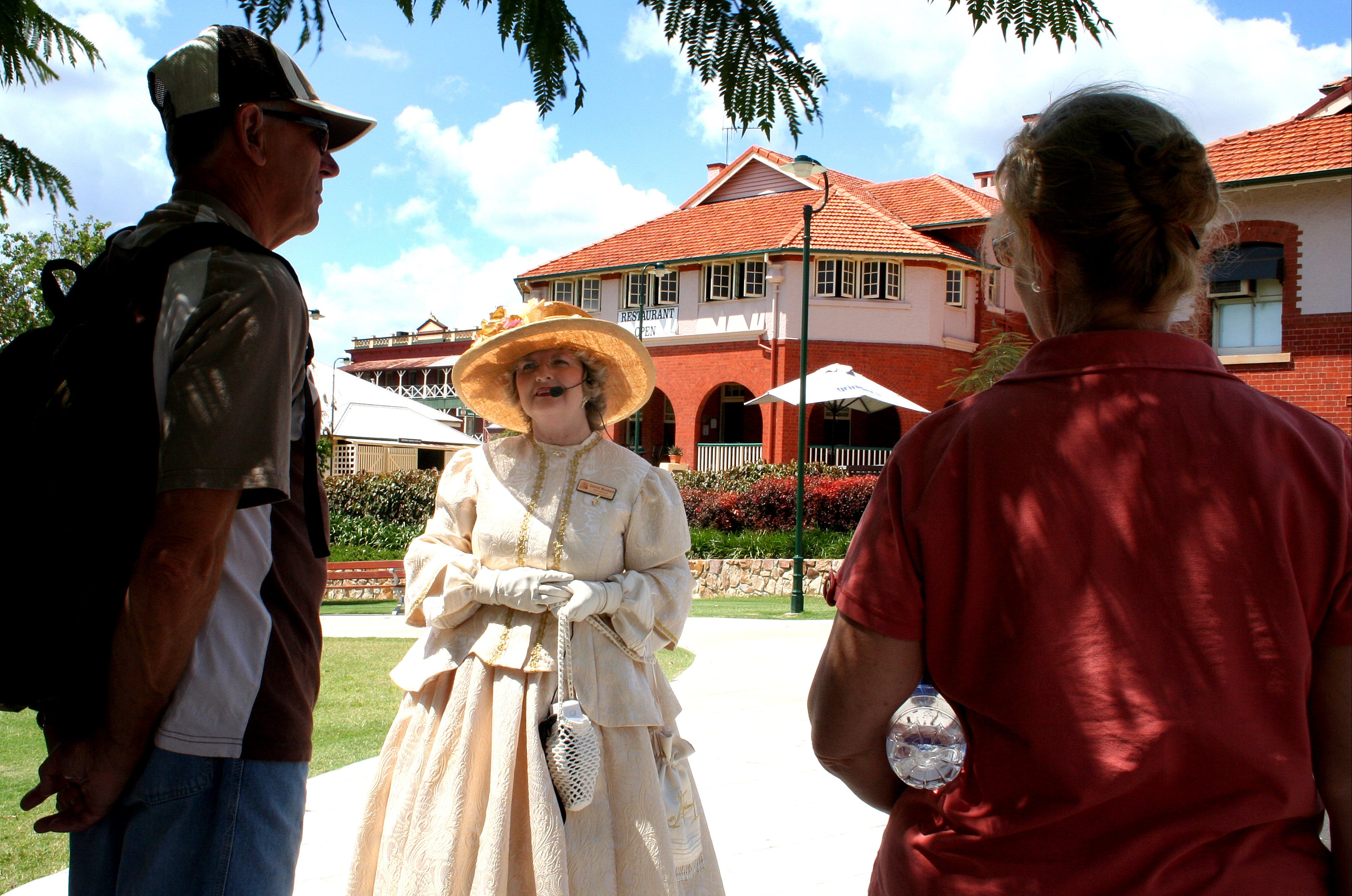 Free Guided Maryborough Heritage Walk Tour - Surfers Gold Coast