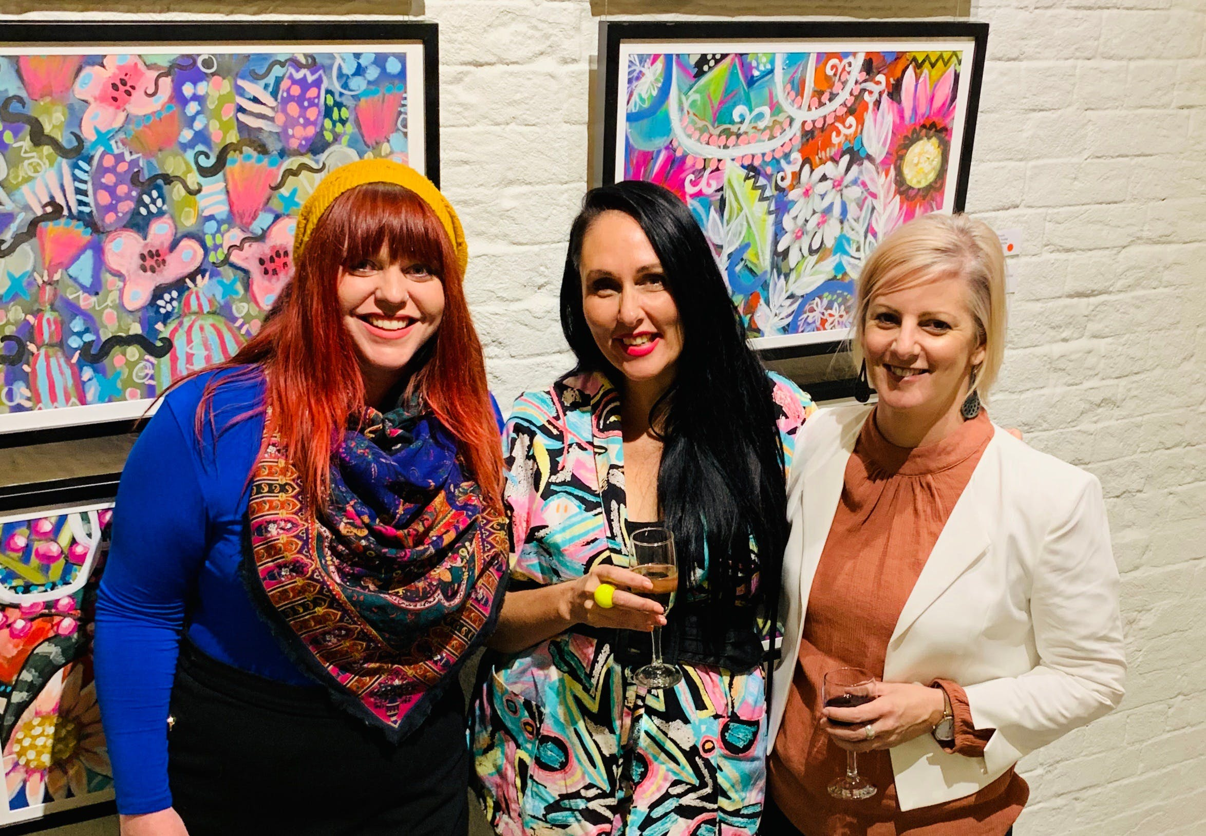 Gatakers Artspace Exhibition Openings - Surfers Gold Coast