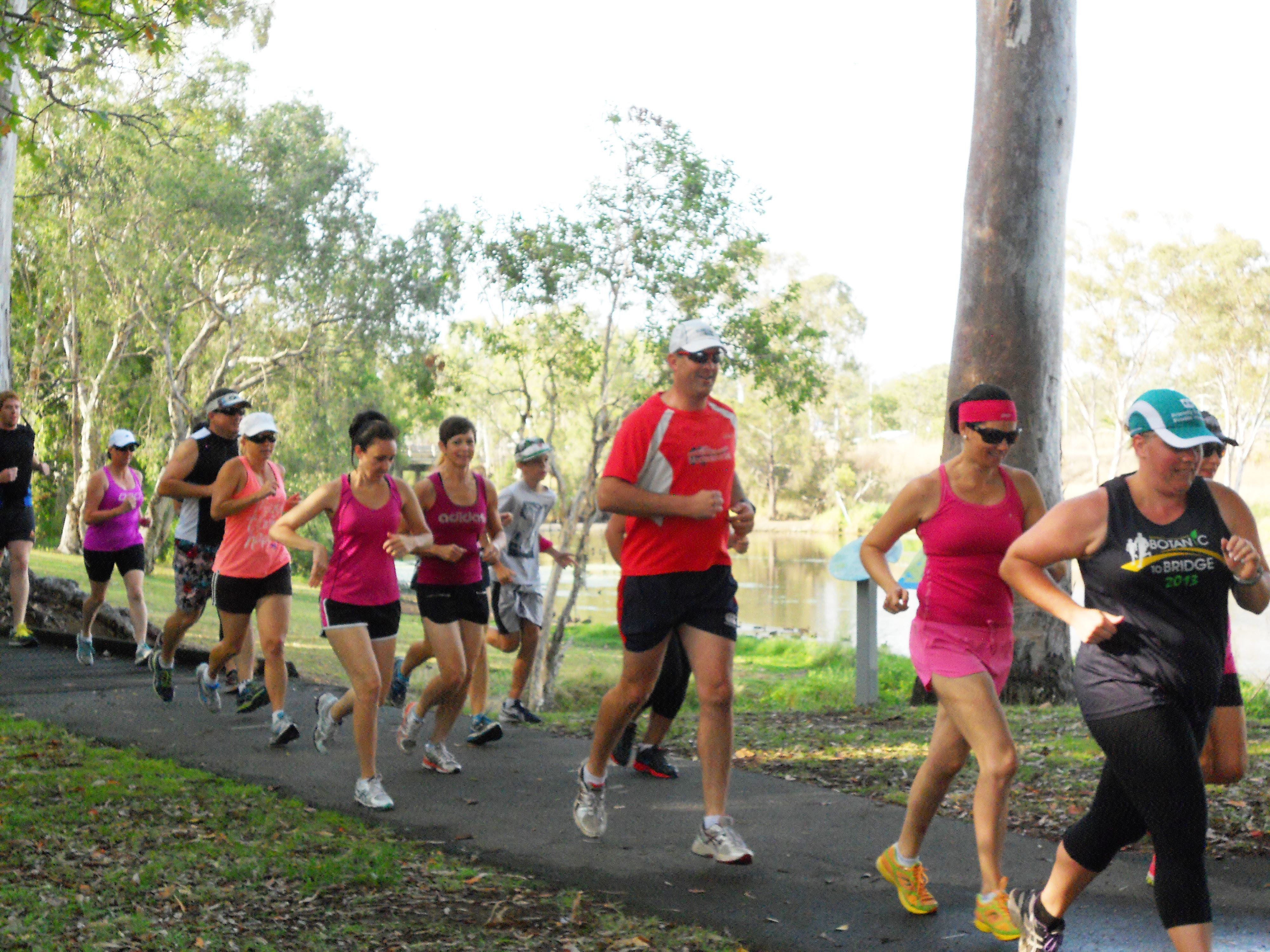 Gladstone Weekly Parkrun - Surfers Gold Coast