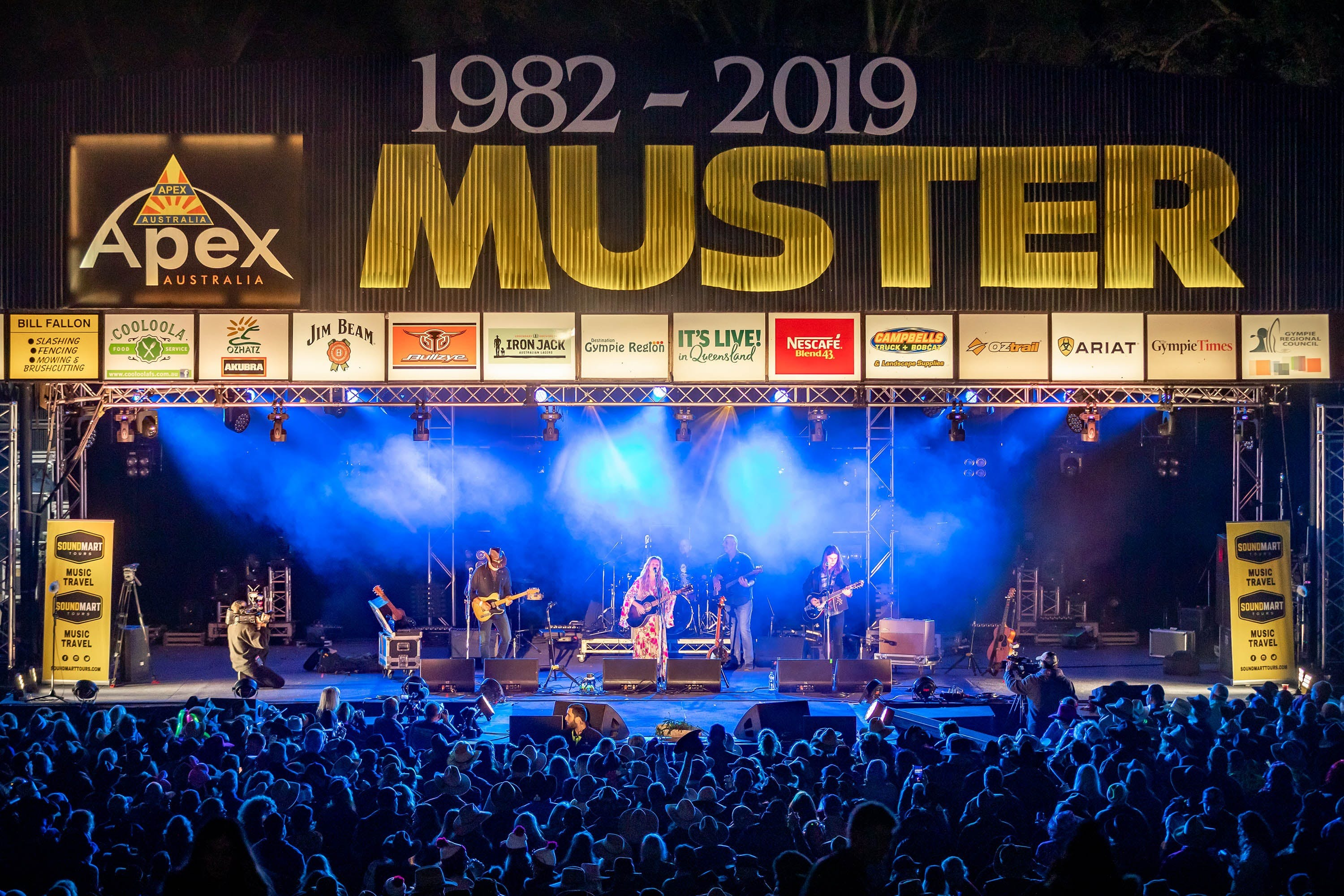 Gympie Music Muster - Surfers Gold Coast