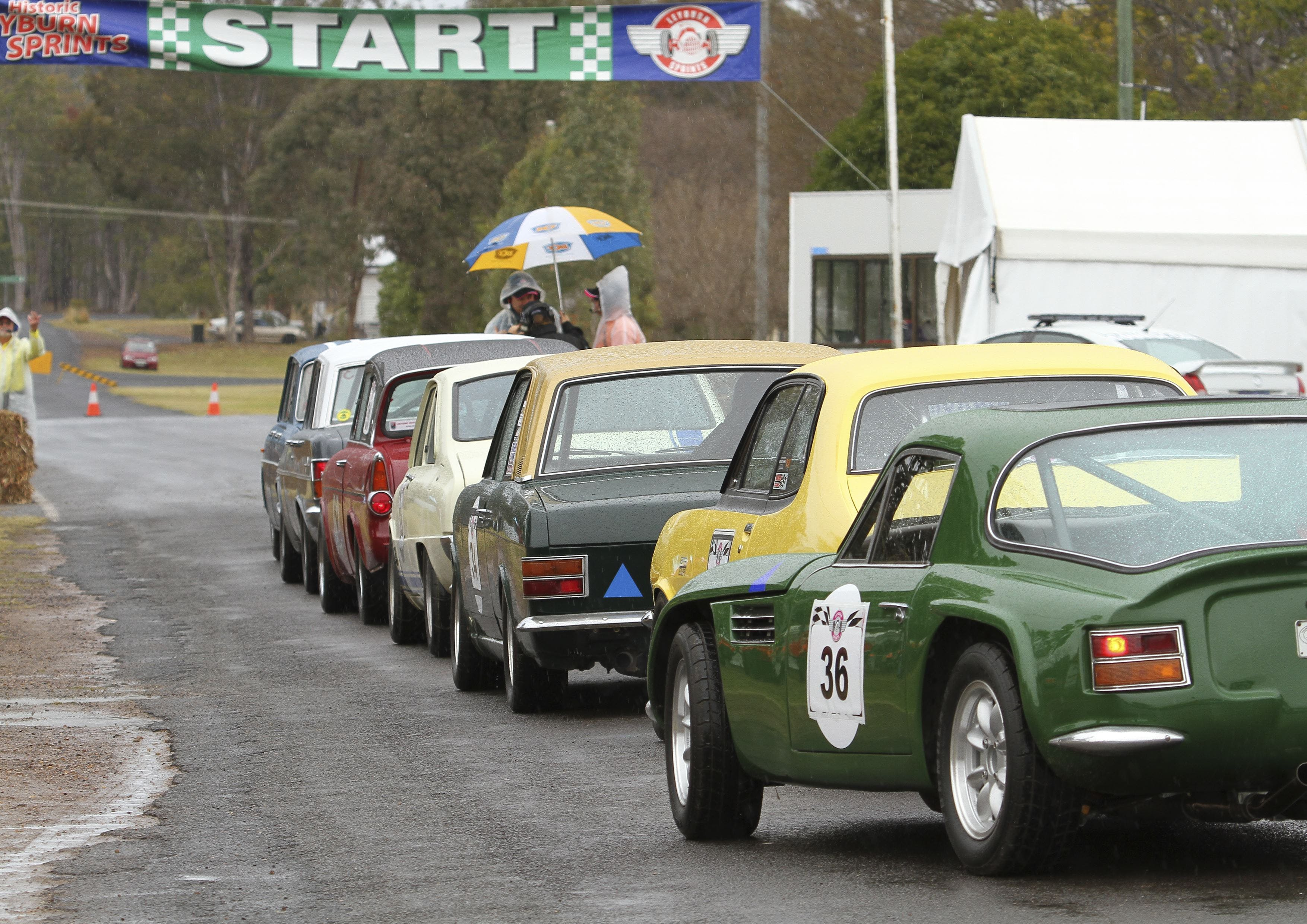 Historic Leyburn Sprints - Surfers Gold Coast