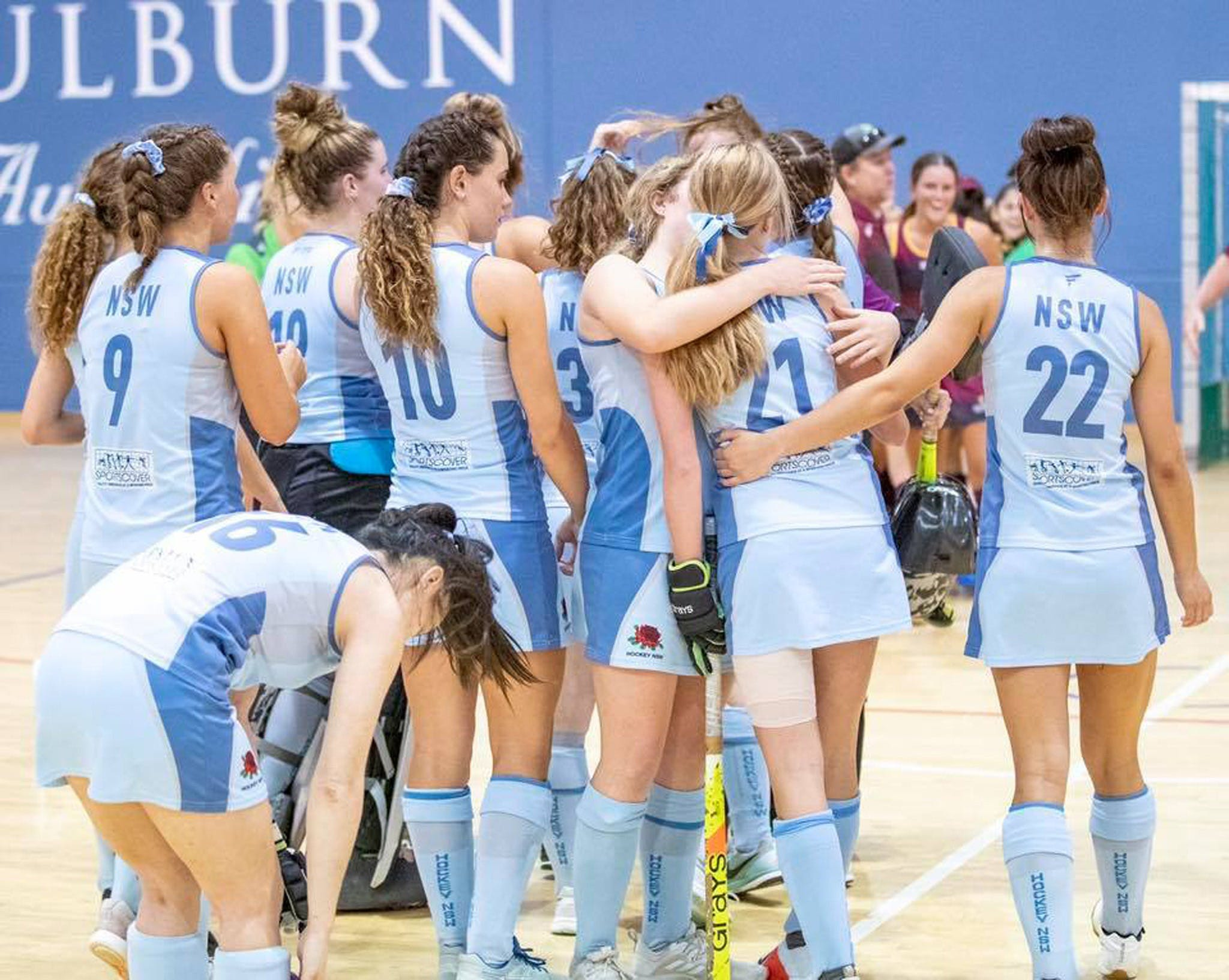 Hockey NSW Indoor State Championship  Under 18 Girls - Surfers Gold Coast