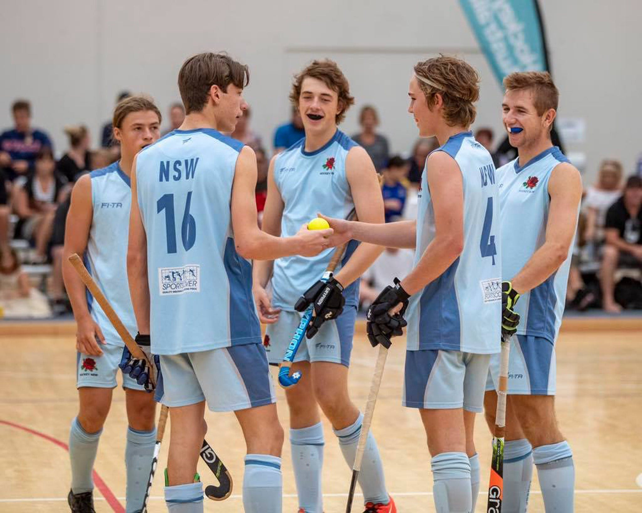 Hockey NSW Indoor State Championship  Open Men - Surfers Gold Coast