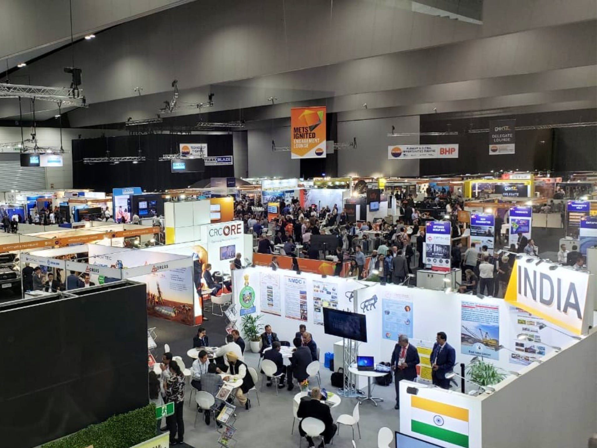 International Mining and Resources Conference IMARC - Surfers Gold Coast