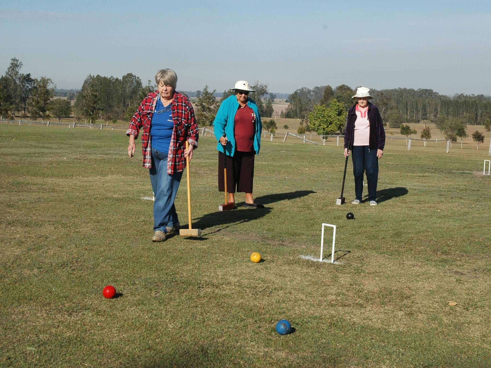 Lawrence Croquet Club - Surfers Gold Coast