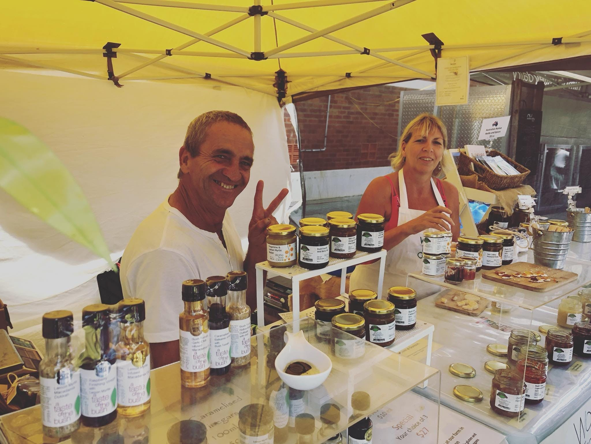 Lismore Produce Markets - Surfers Gold Coast