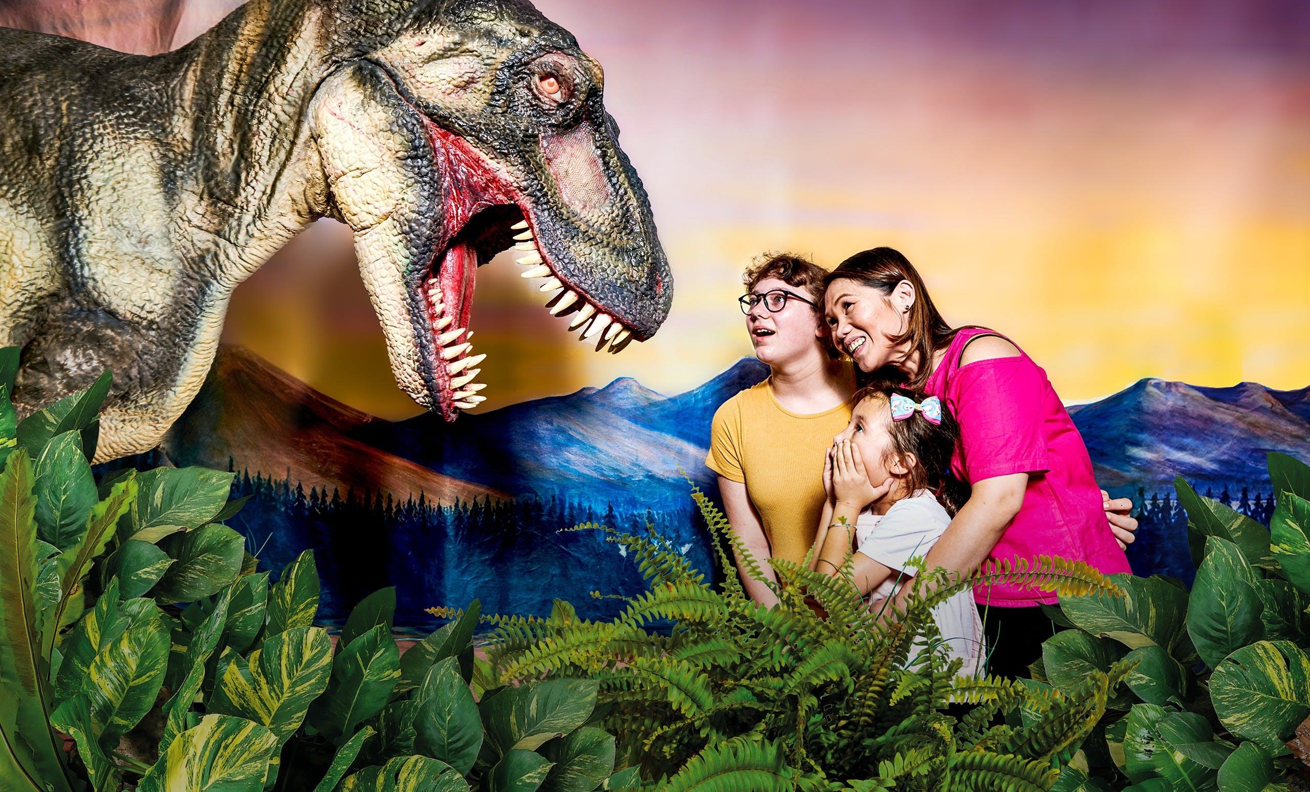 Meet the Dinosaurs at Scitech - Surfers Gold Coast