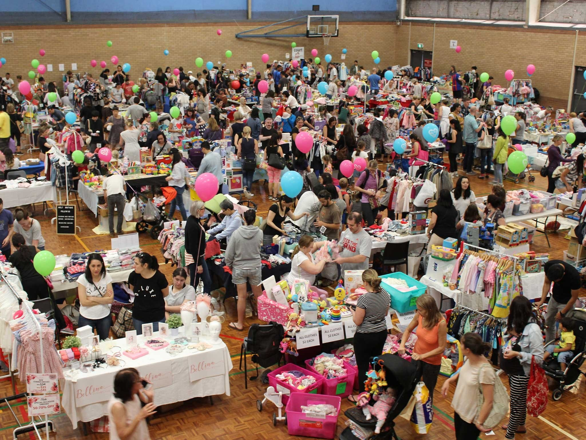 My Kids Market - Surfers Gold Coast