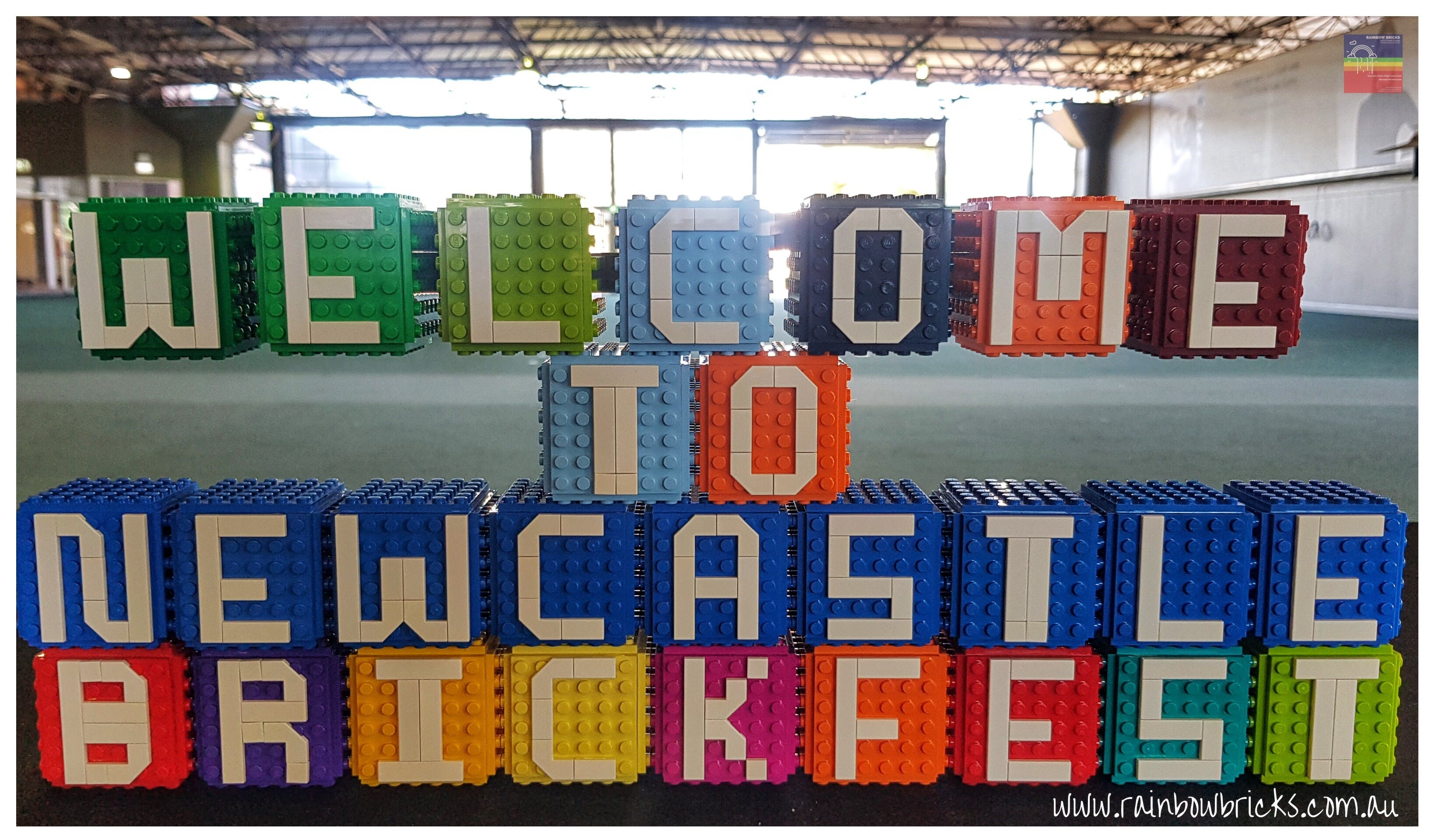 Newcastle Brickfest at Home A Virtual Lego Fan Event - Surfers Gold Coast