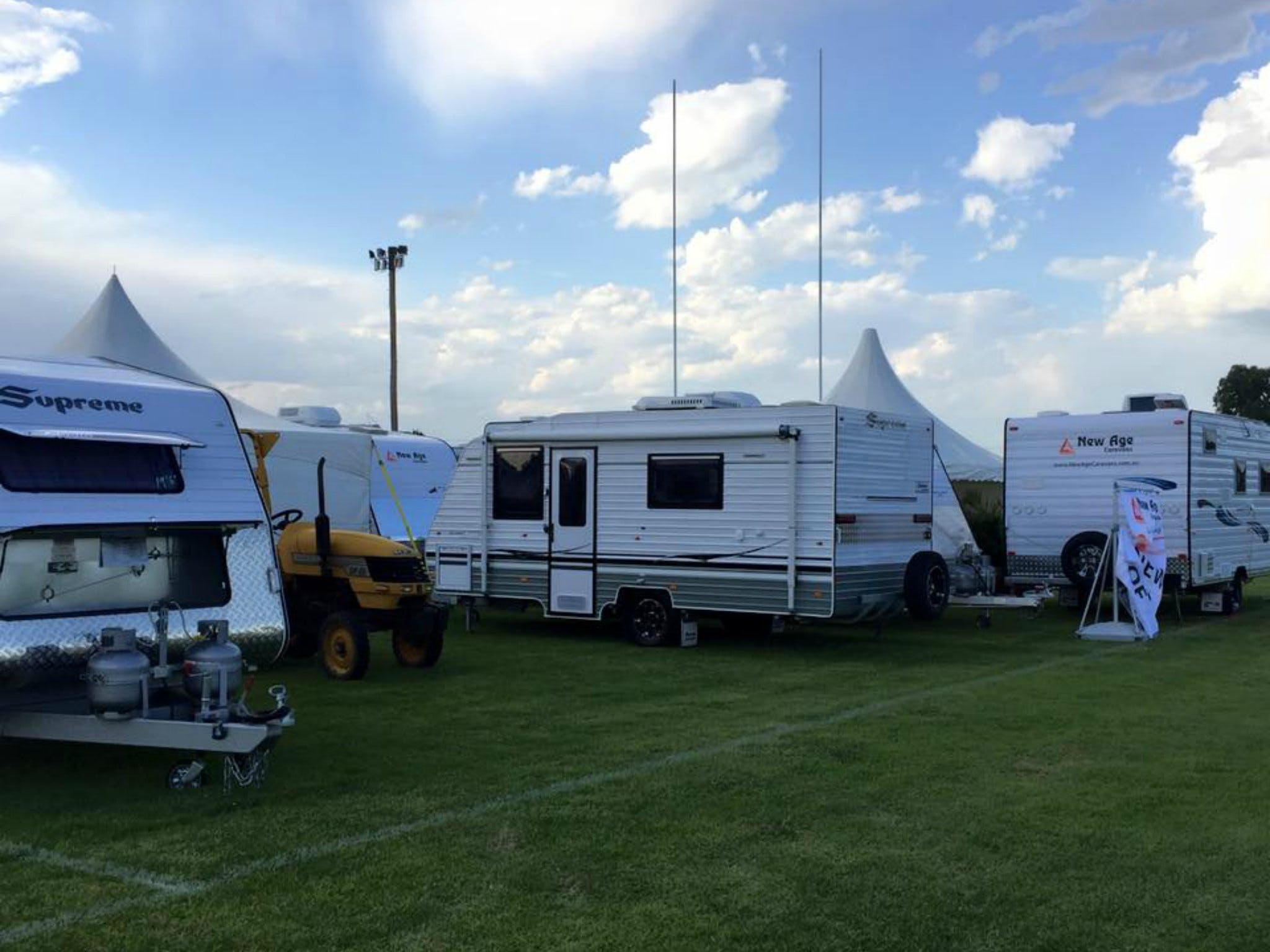 Northern Inland 4x4 Fishing Caravan and Camping Expo - Surfers Gold Coast