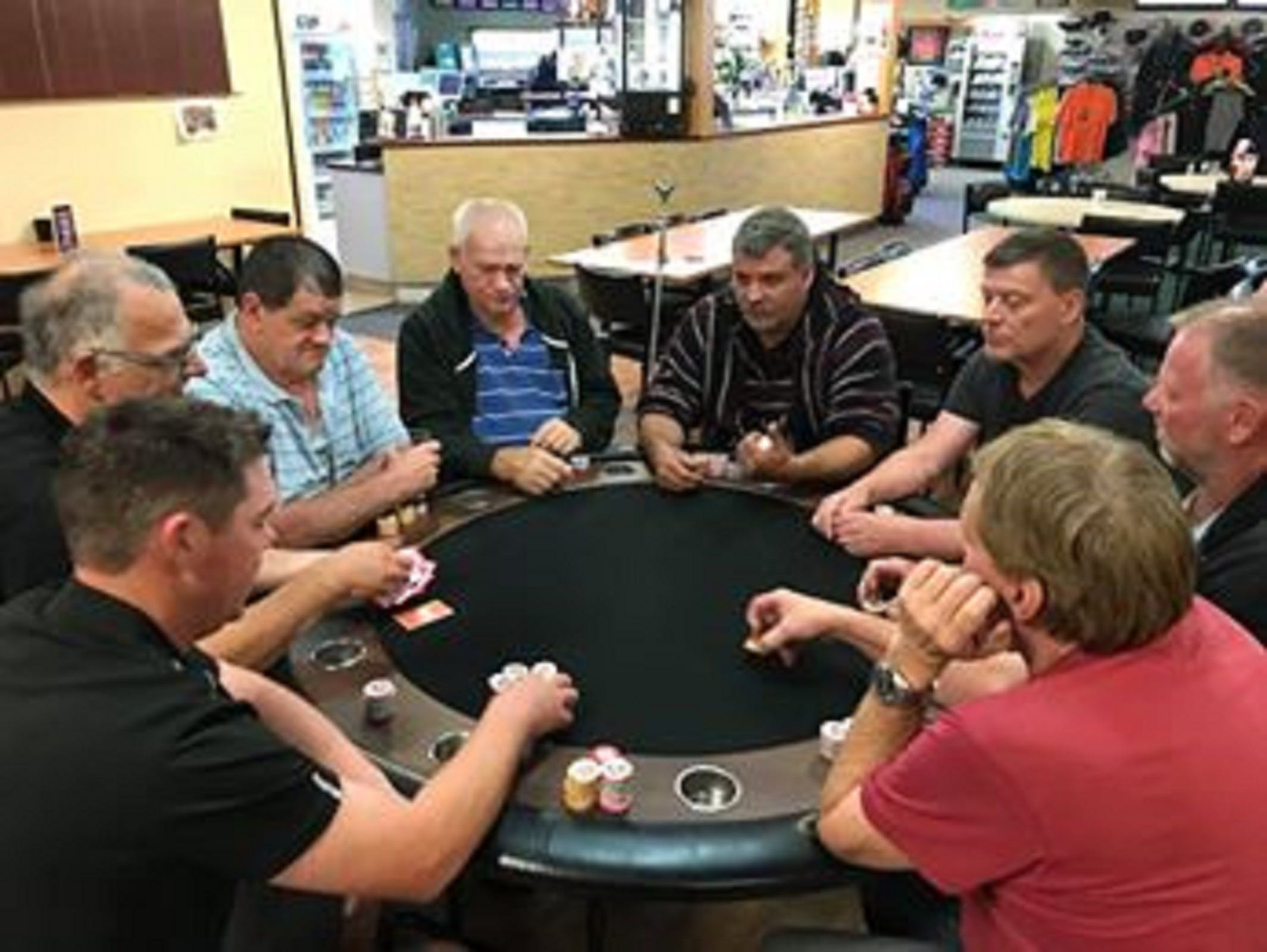 Numurkah Golf and Bowls Club - Poker Wednesday - Surfers Gold Coast