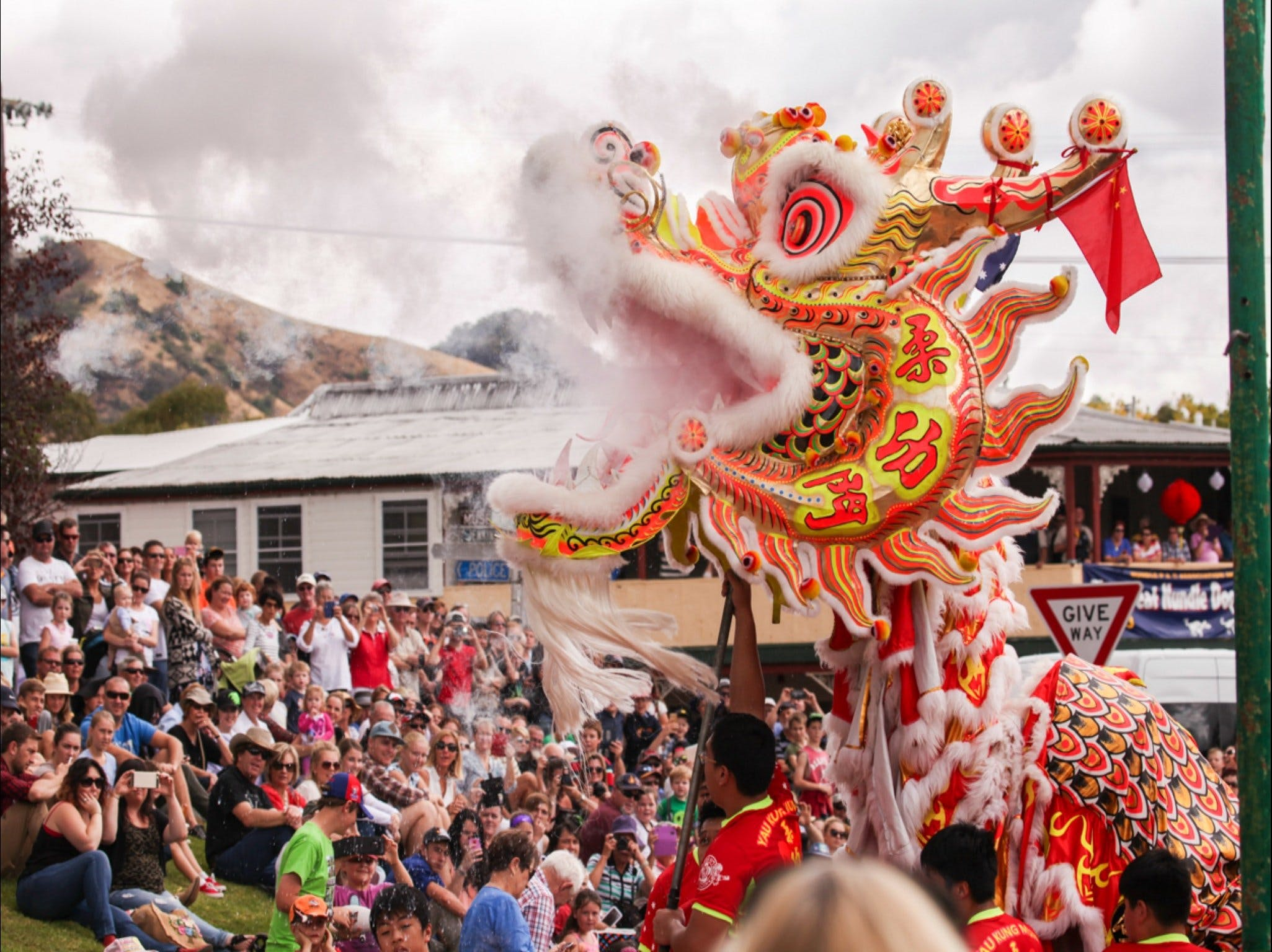 Nundle Go For Gold Chinese Easter Festival - Surfers Gold Coast