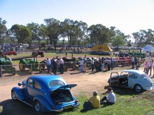 Quirindi Rural Heritage Village - Vintage Machinery and Miniature Railway Rally and Swap Meet - Surfers Gold Coast