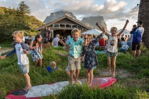 Spring Festival of Lord Howe Island - Surfers Gold Coast
