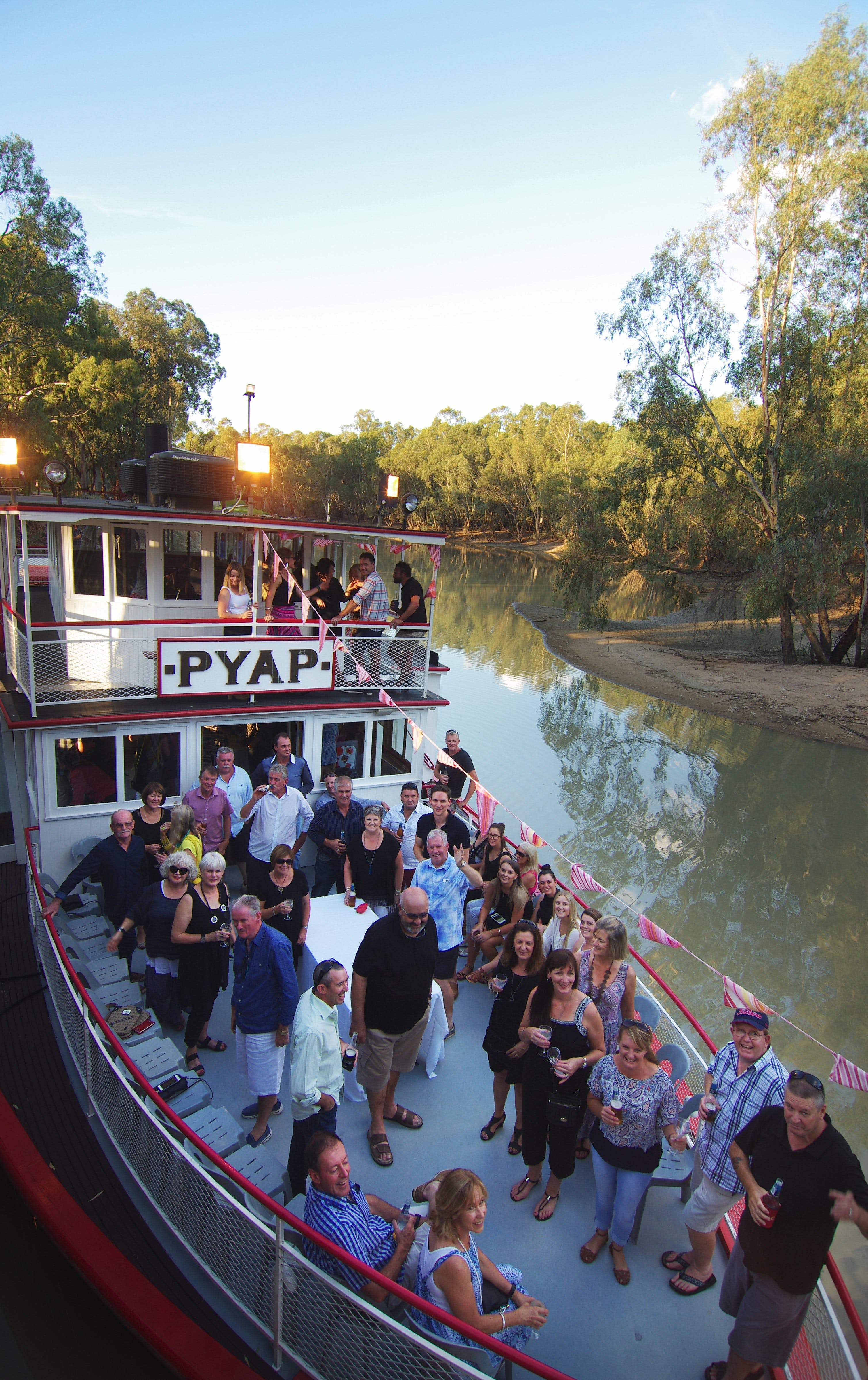 Swan Hill Region Food and Wine Festival Cruise - Surfers Gold Coast