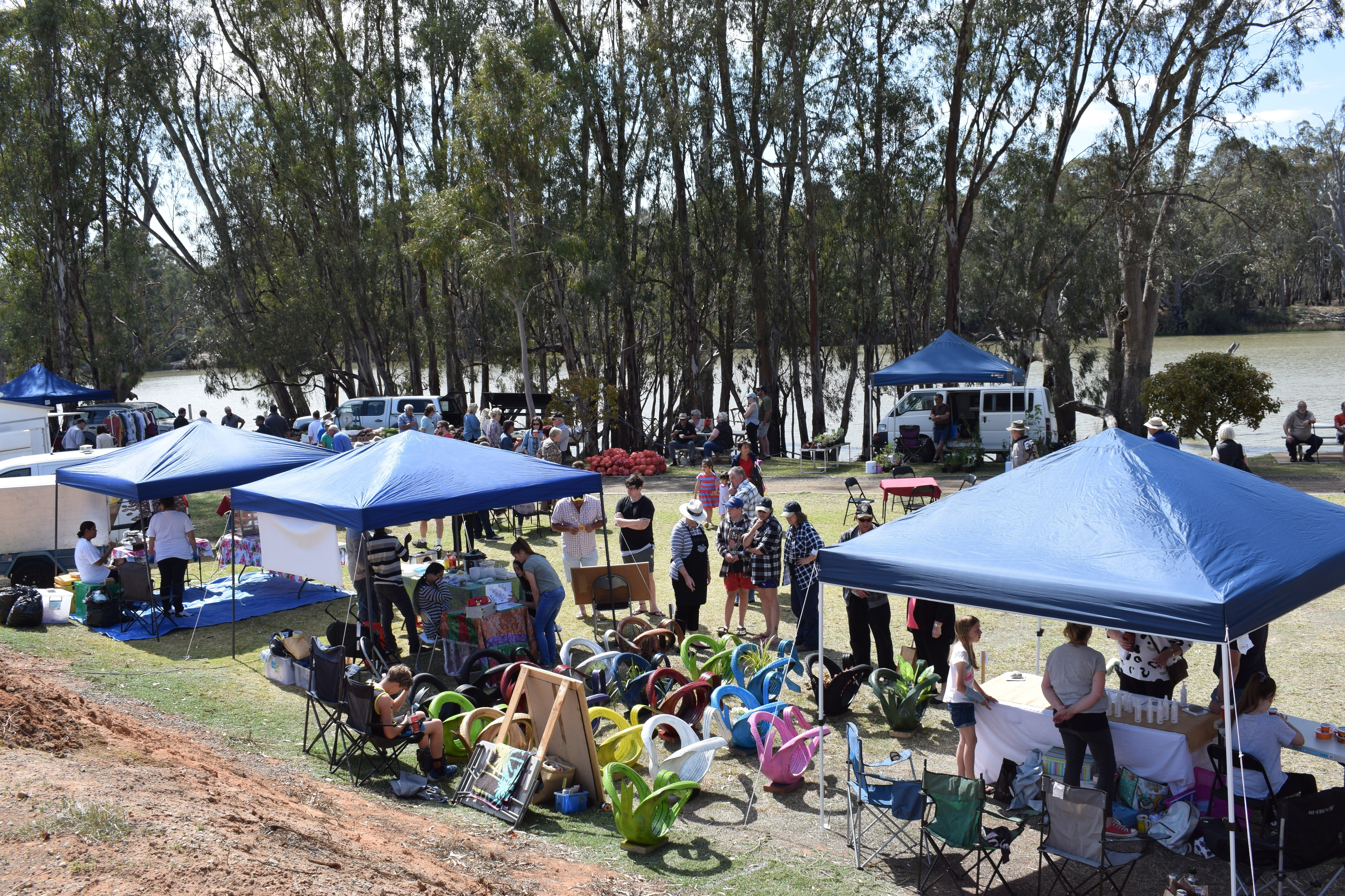 The Great Murray River Salami Festival - Surfers Gold Coast