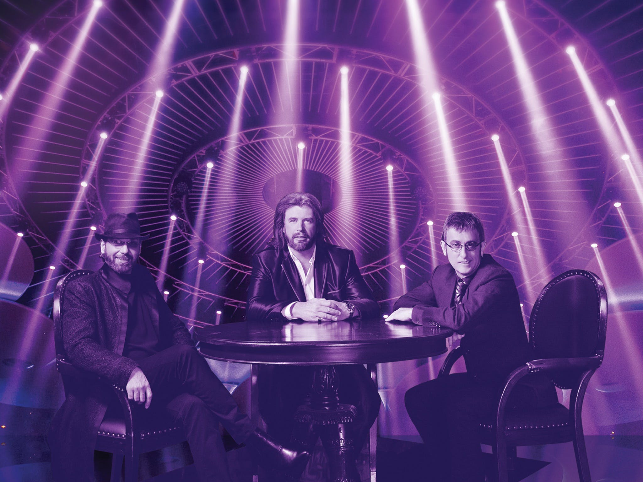 The Australian Bee Gees Show - 25th Anniversary Tour - Wodonga - Surfers Gold Coast