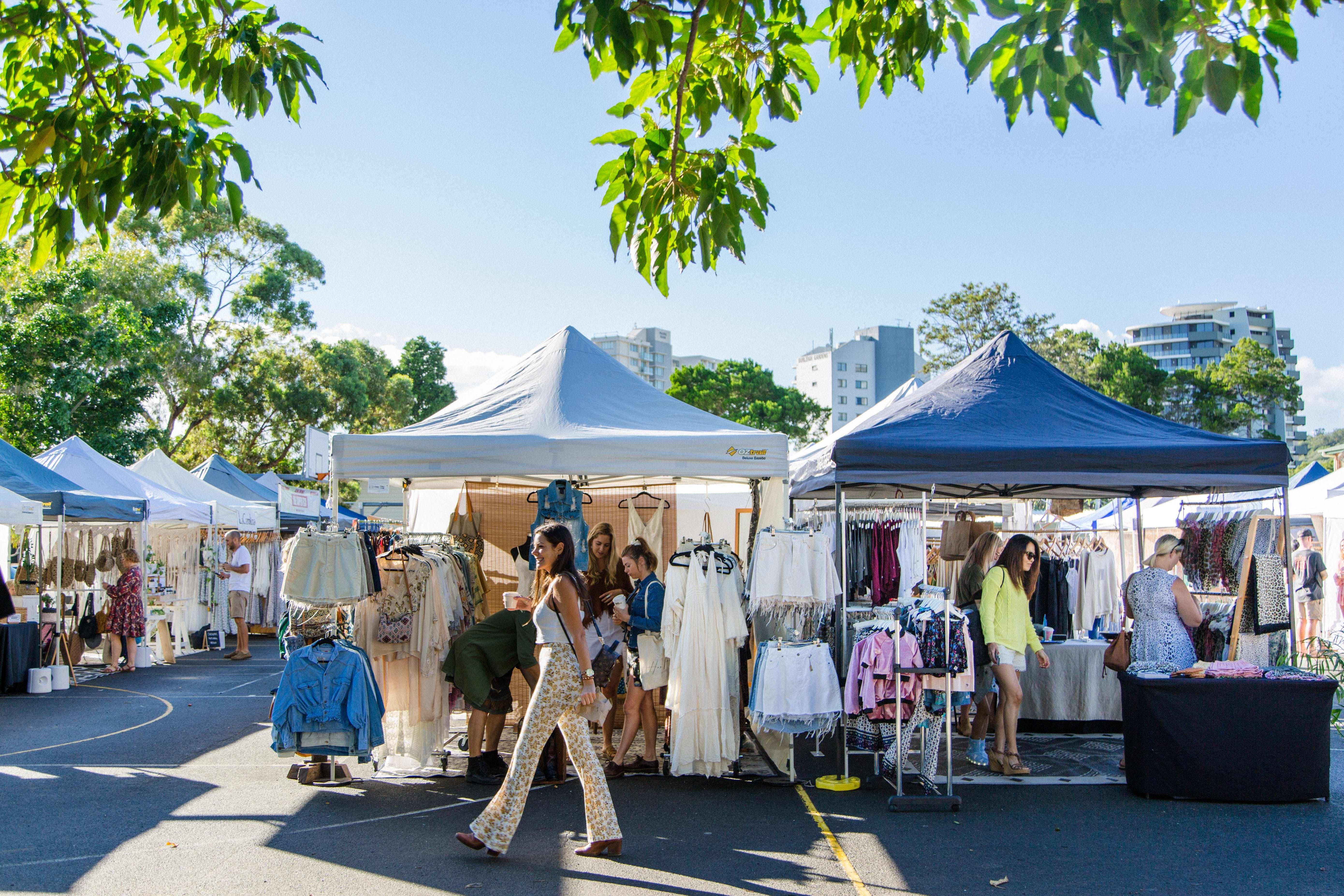The Village Markets - Surfers Gold Coast
