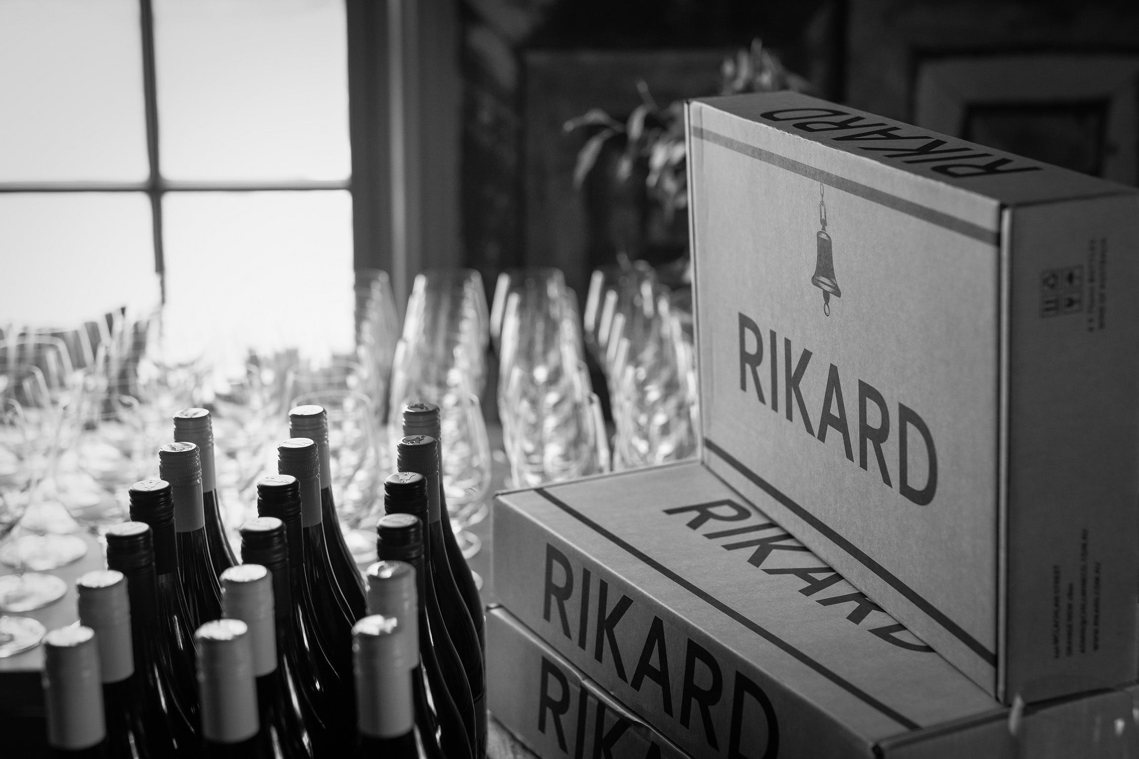 Vin Vertical - Five Years of RIKARD Pinot Noir - Surfers Gold Coast