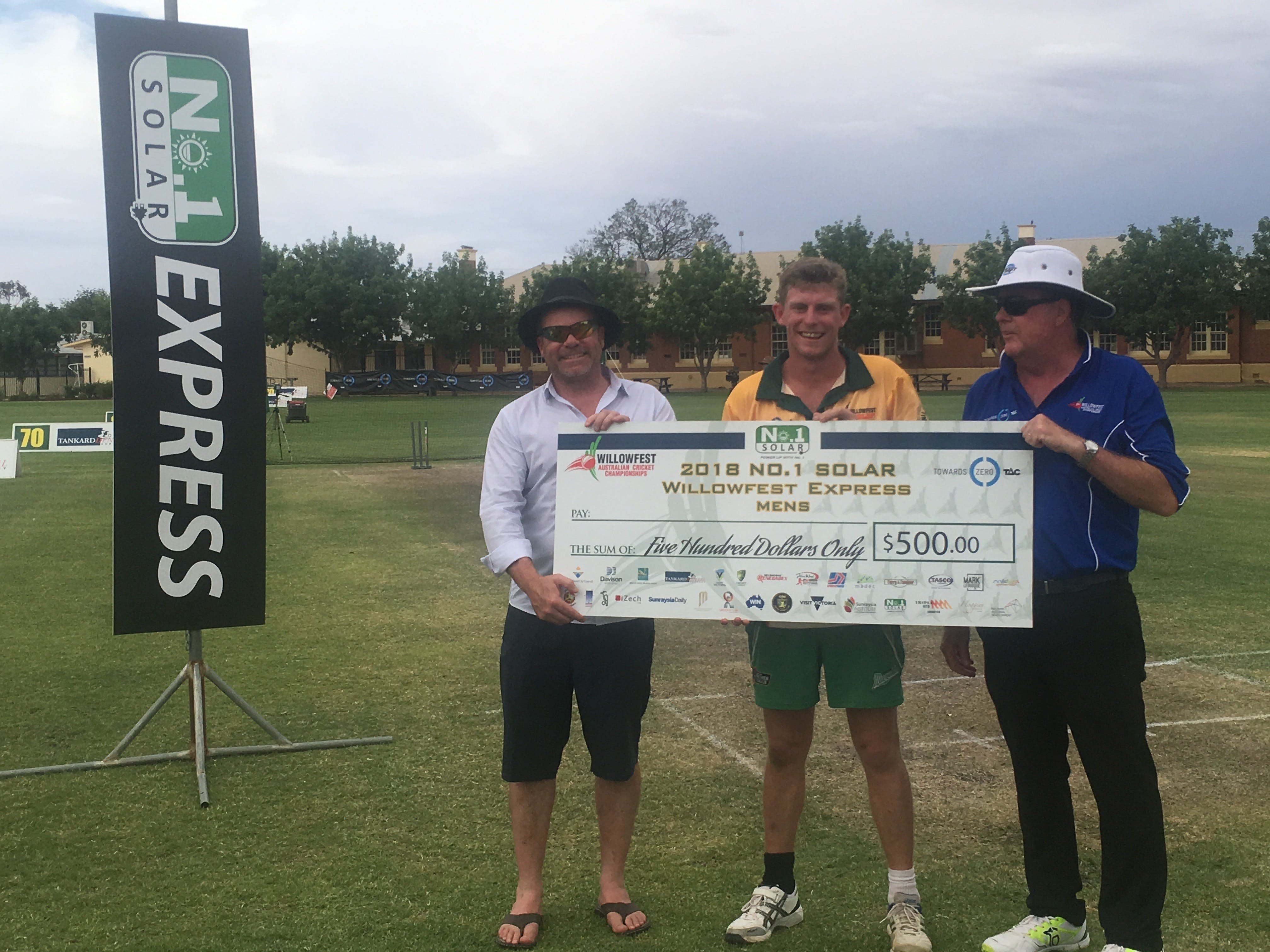 Willowfest Australian Cricket Championships Presentation Dinner - Surfers Gold Coast