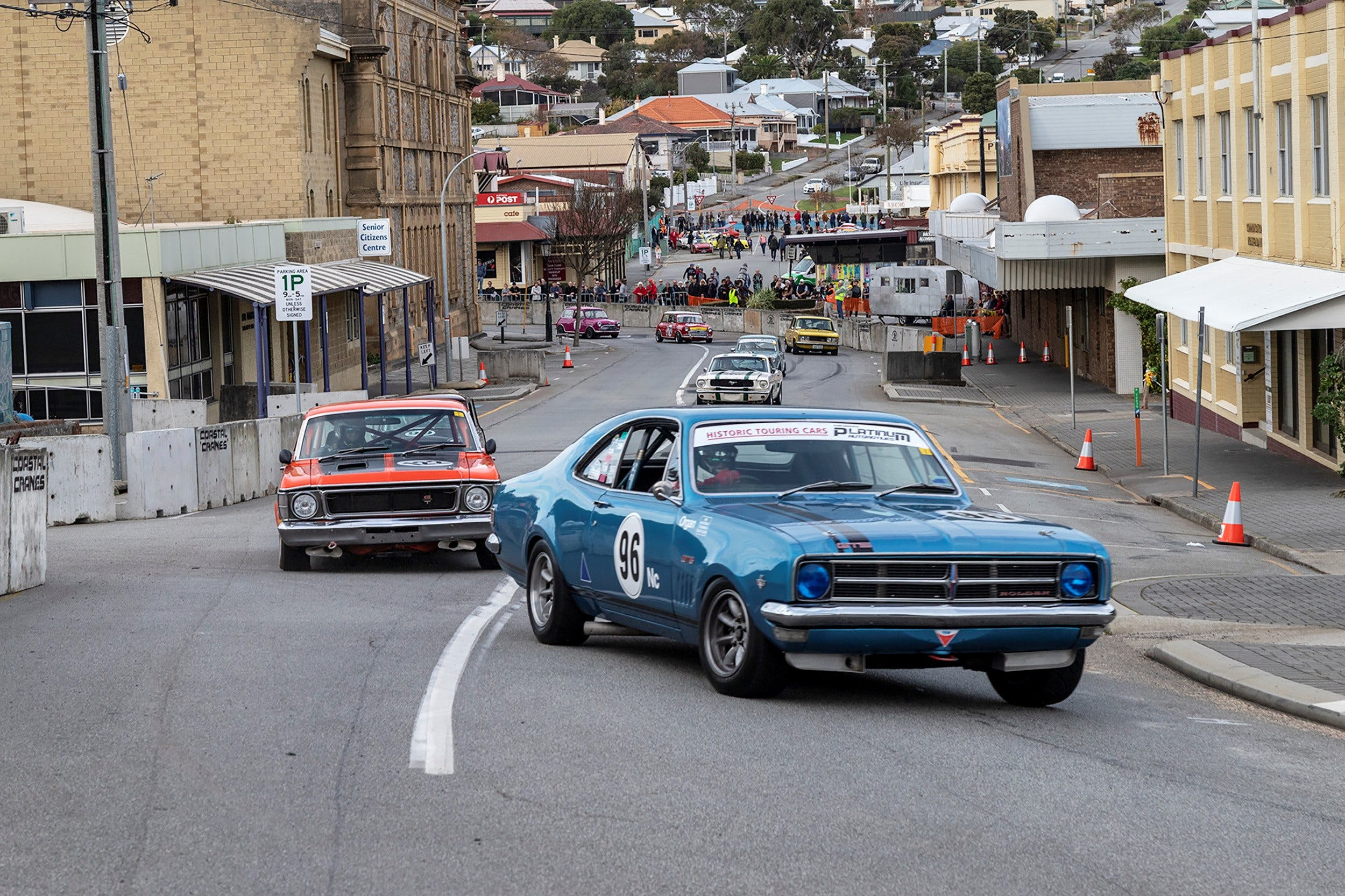 Albany Classic Motor Event - Around the Houses - Surfers Gold Coast