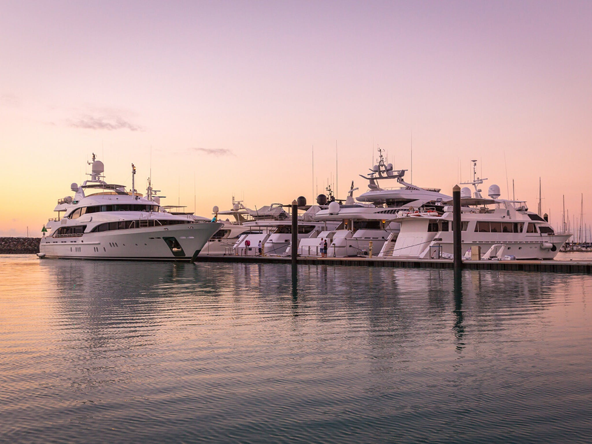 Australian Superyacht Rendezvous - Great Barrier Reef edition - Surfers Gold Coast