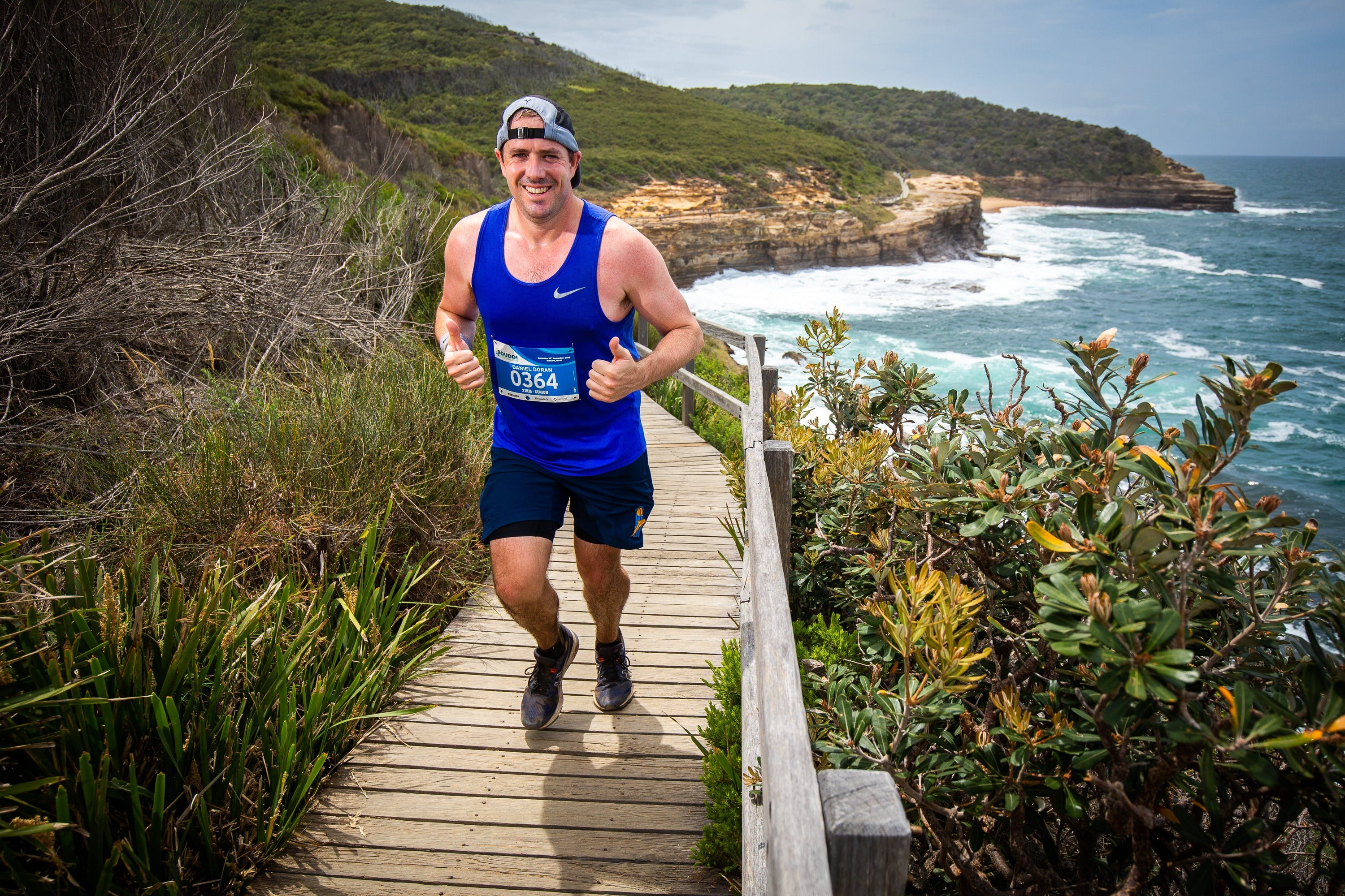 Bouddi Coastal Trail Run - Surfers Gold Coast