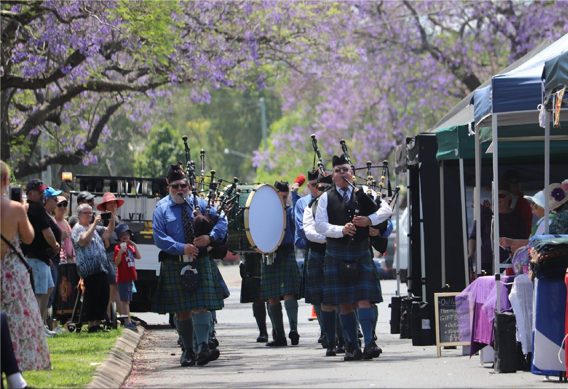 Celtic Festival of Queensland - Surfers Gold Coast