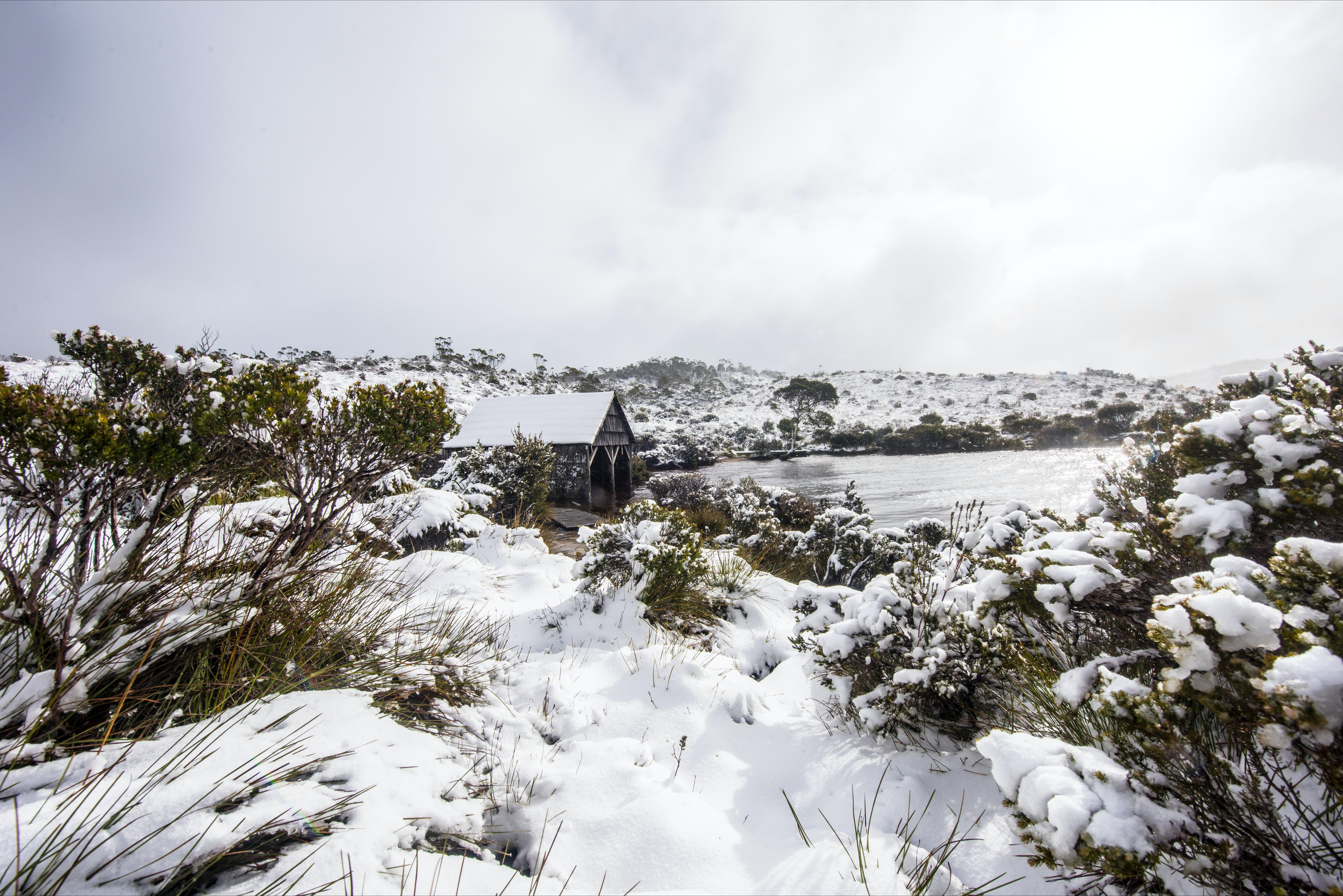 Christmas in July at Cradle Mountain Hotel 2020 - Surfers Gold Coast