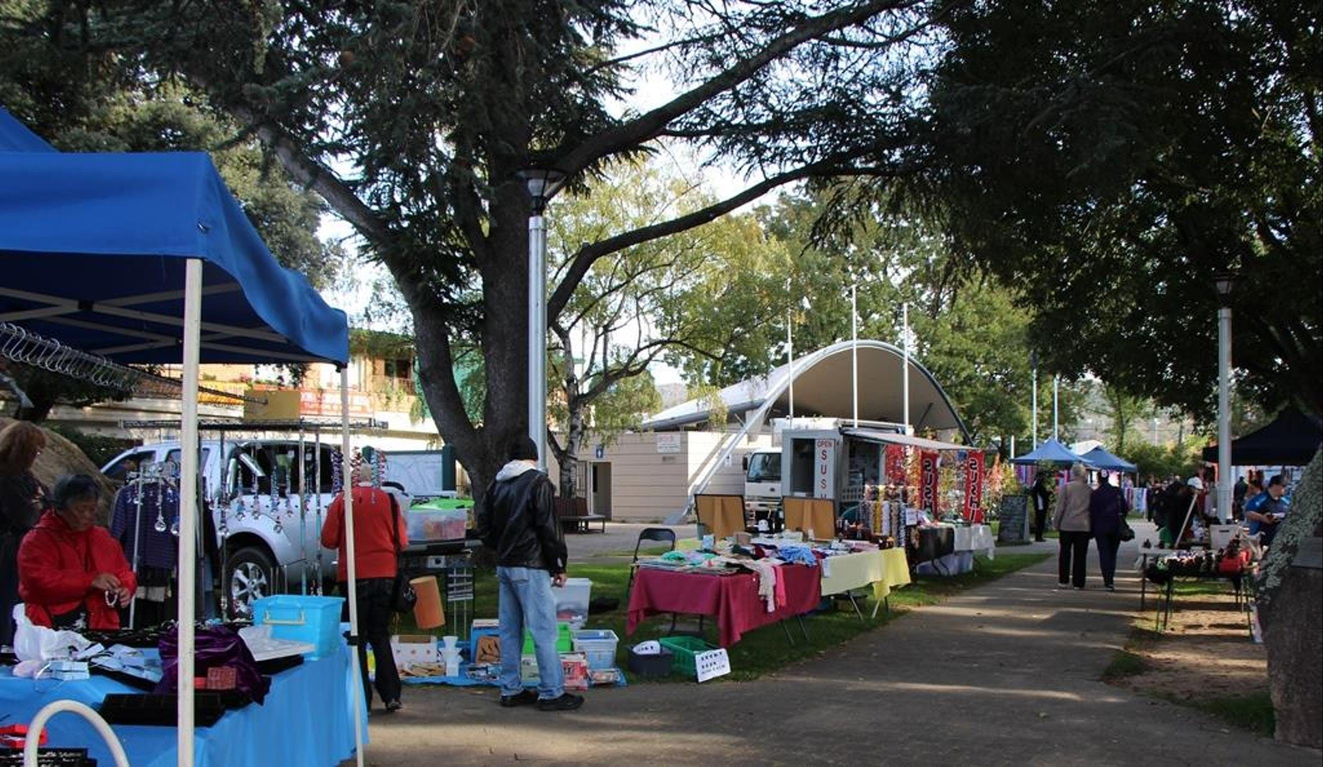 Cooma Rotary Markets - Surfers Gold Coast