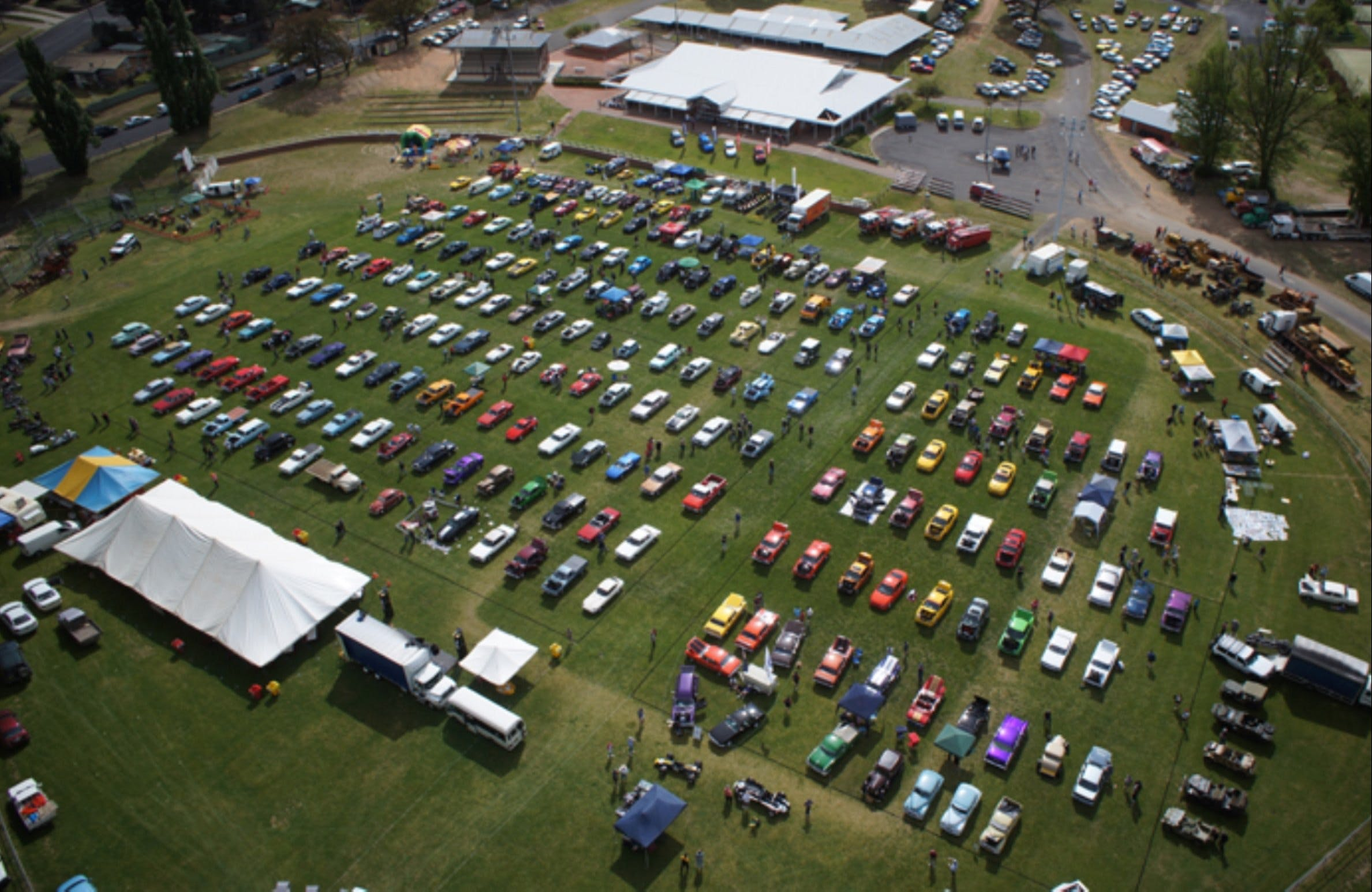 Cooma Motorfest - Surfers Gold Coast