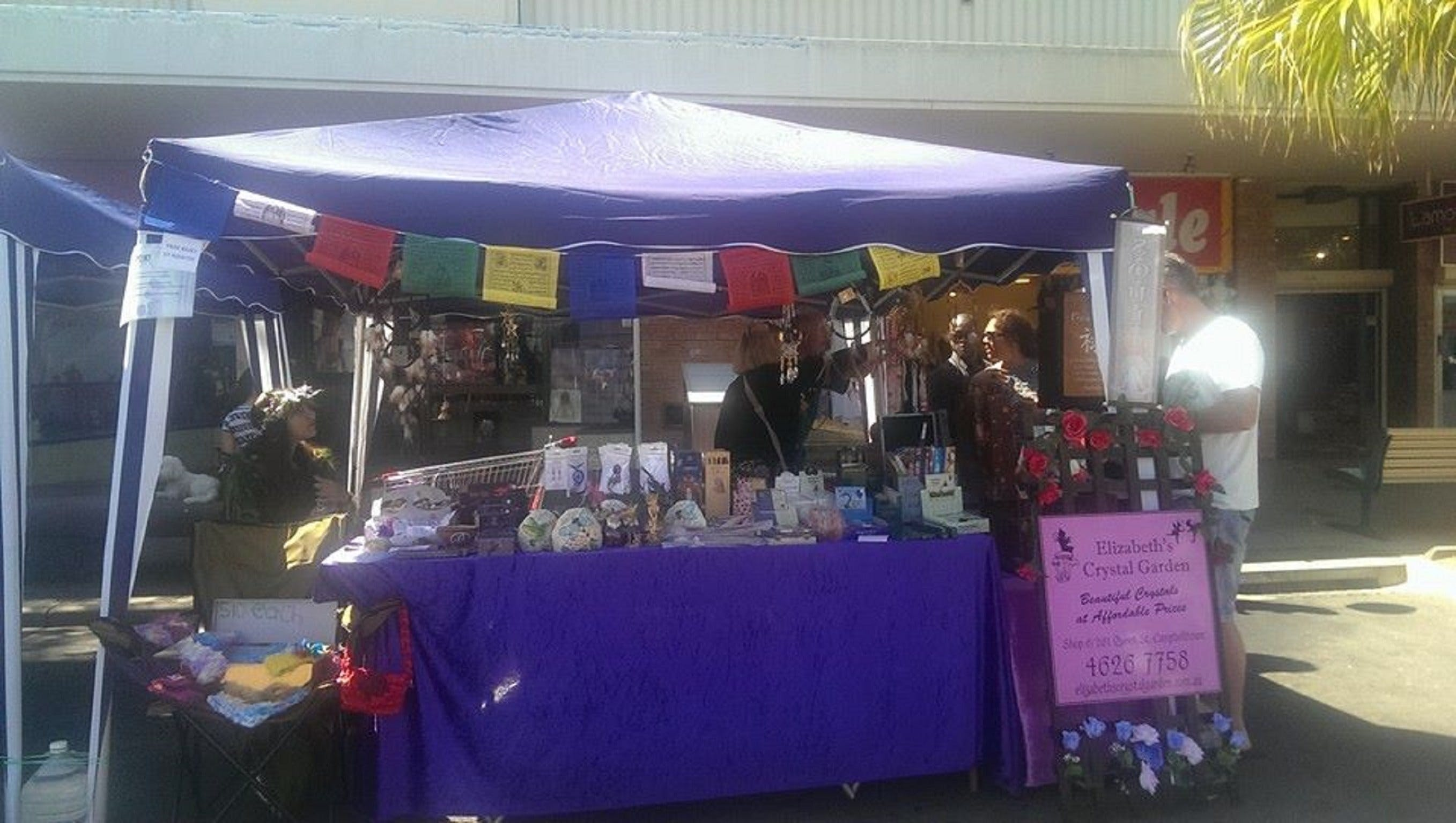 Courtyard Monthly Market - Surfers Gold Coast
