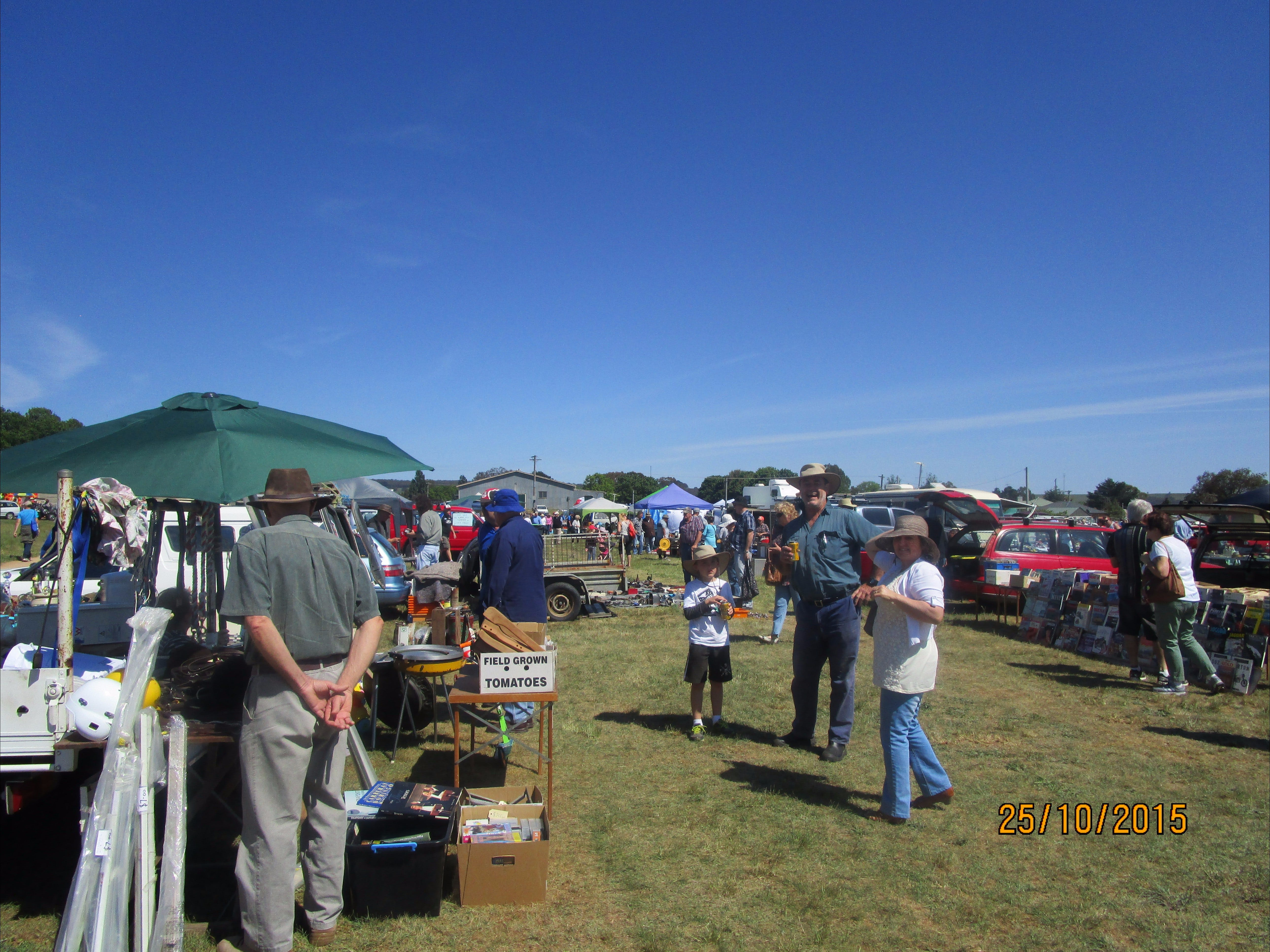 Crookwell Rotary Swap Meet and Market Day - Surfers Gold Coast