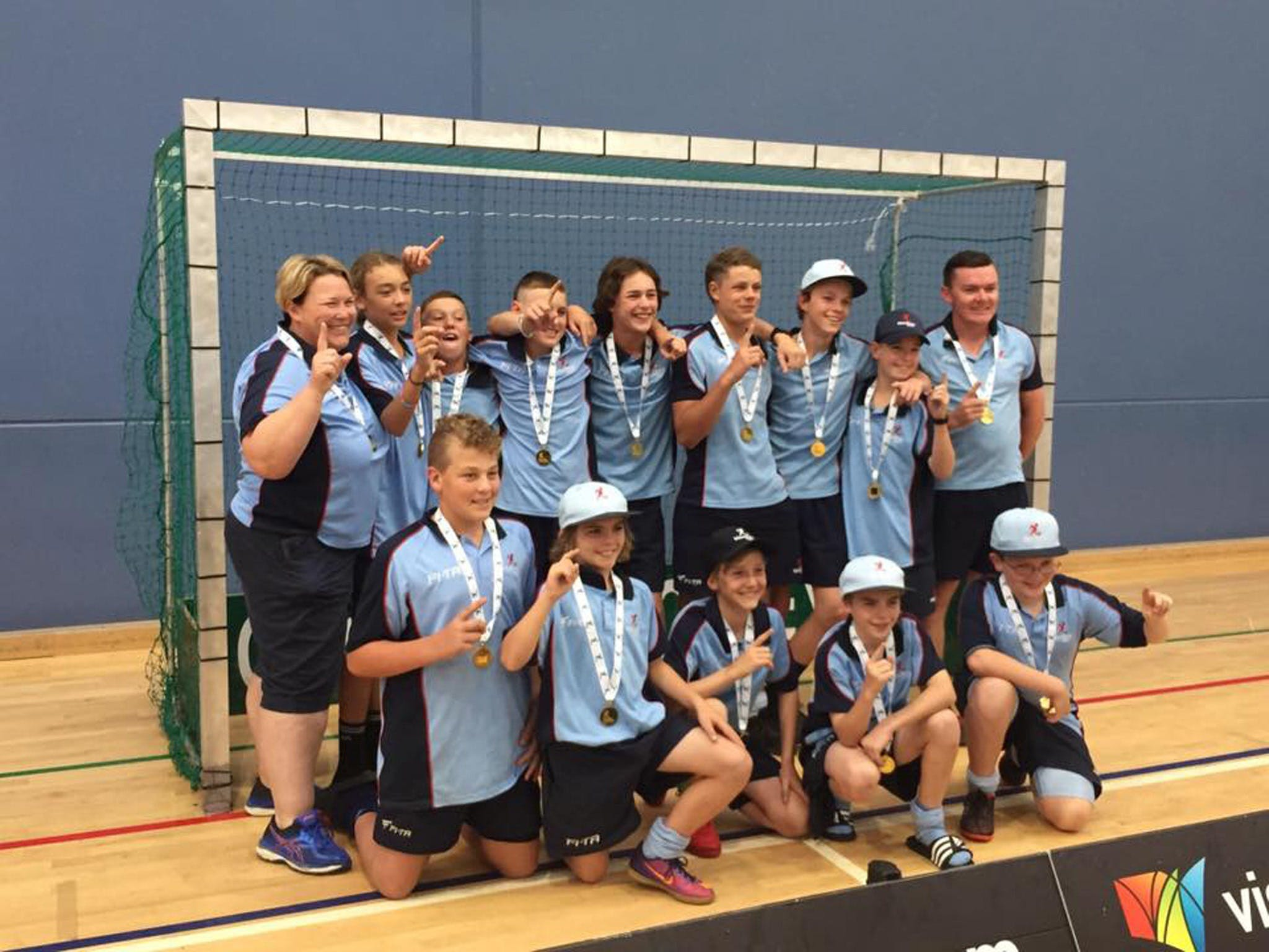 Hockey NSW Indoor State Championship  Under 18 Boys - Surfers Gold Coast