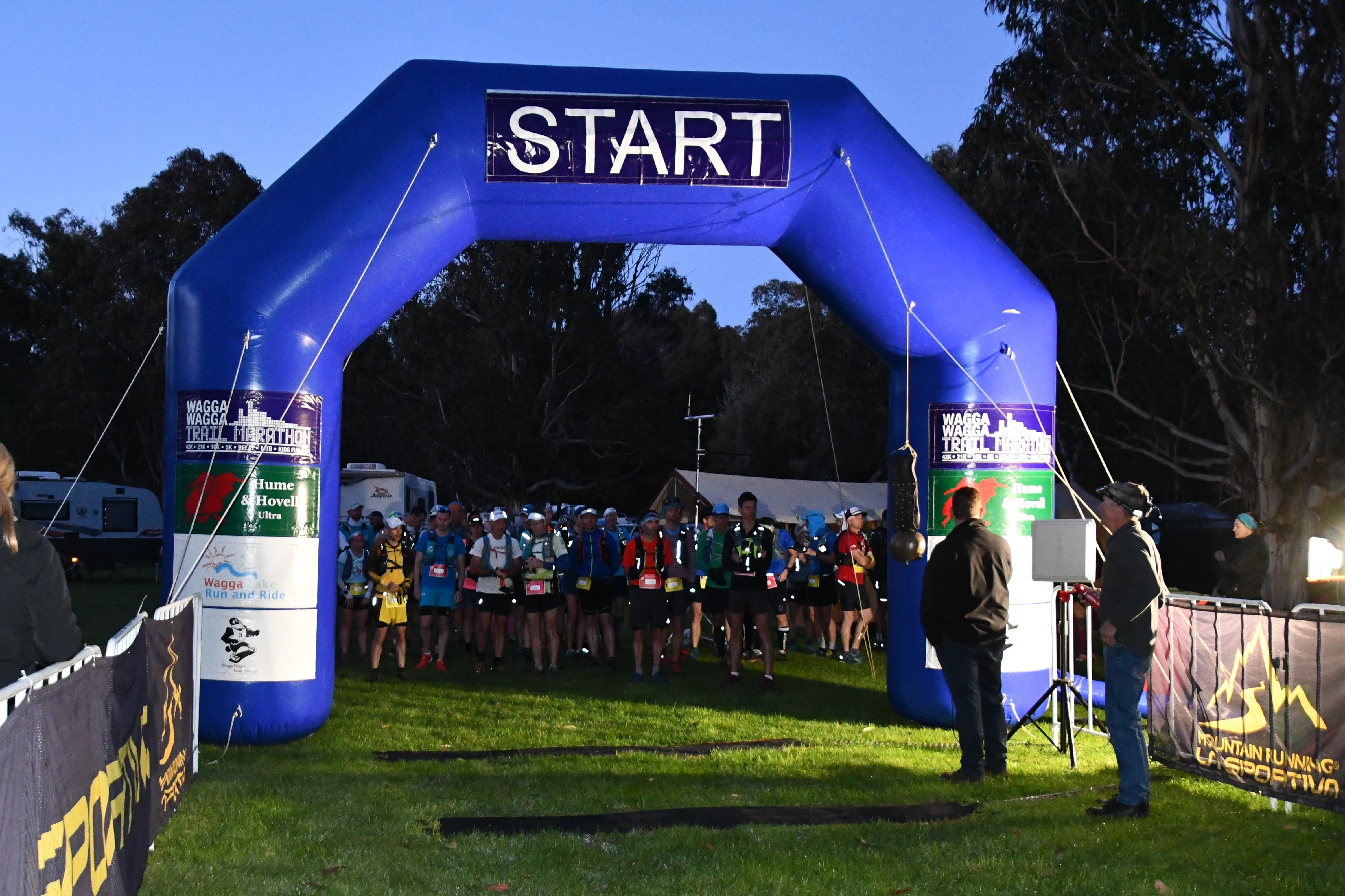 Hume  and Hovell Ultra - Surfers Gold Coast