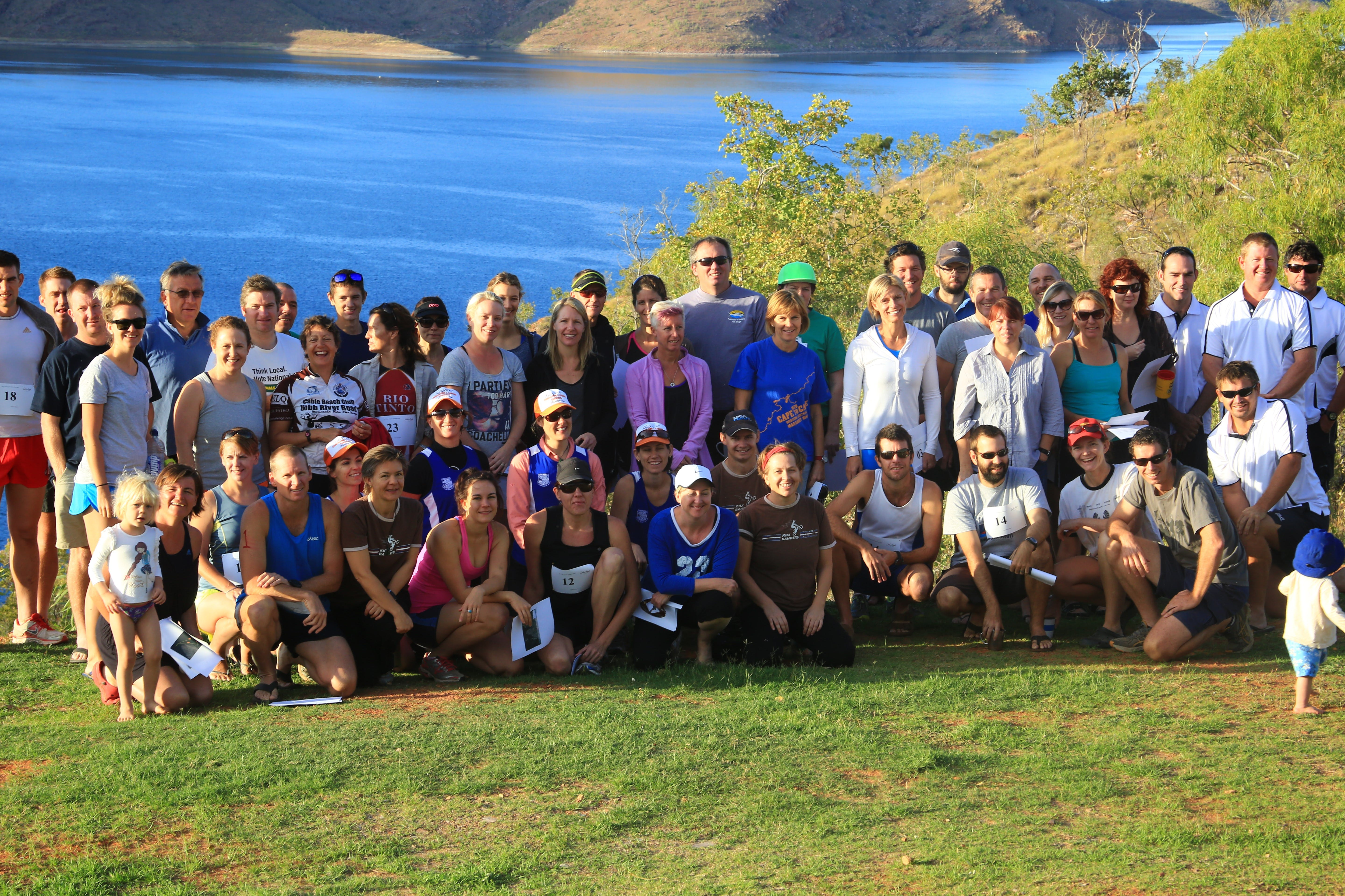 Lake Argyle Adventure Race - Surfers Gold Coast