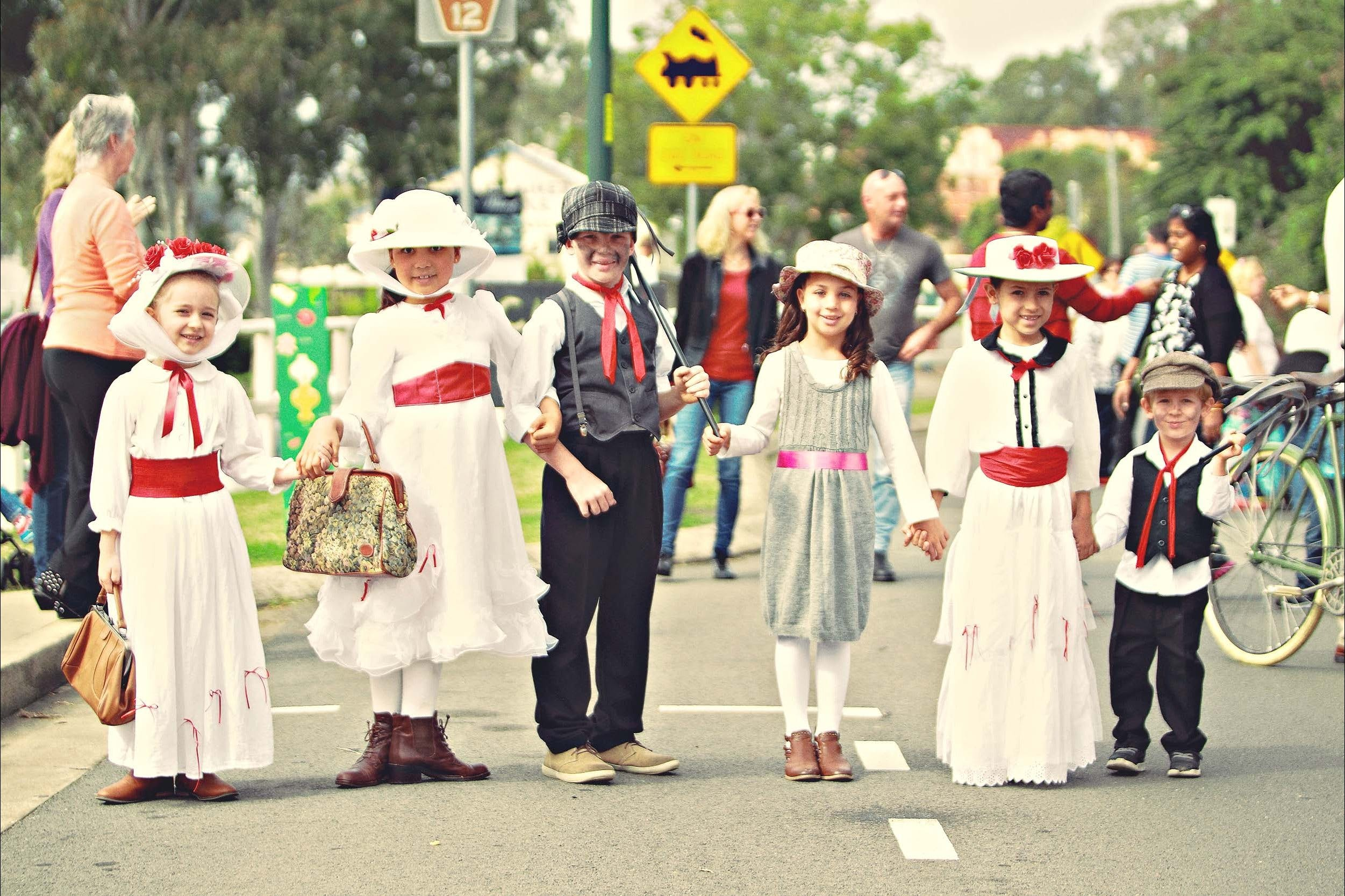 Mary Poppins Festival - Surfers Gold Coast
