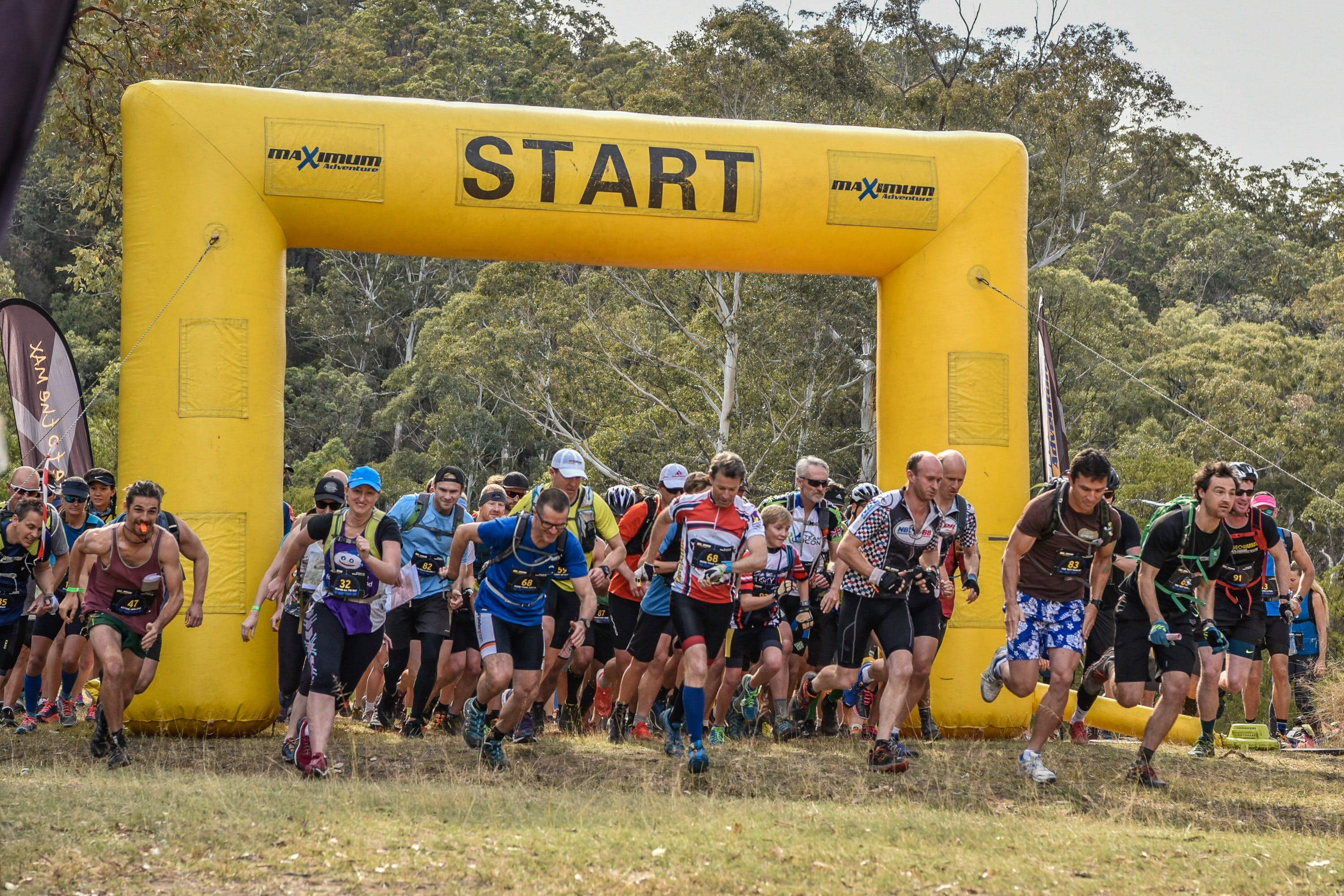 Maximum Adventure Race  Series - Blue Mountains - Surfers Gold Coast