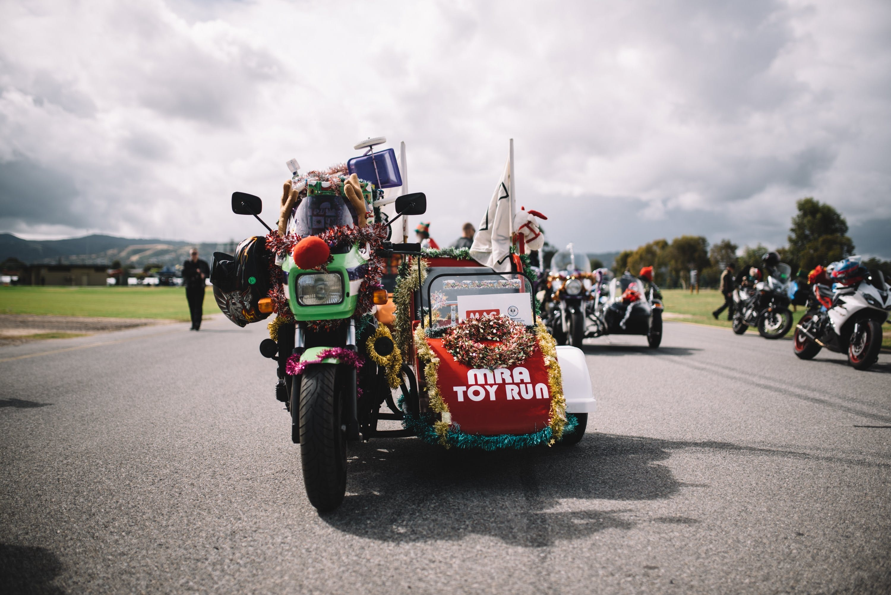 Motorcycle Riders' Association of South Australia Toy Run - Surfers Gold Coast