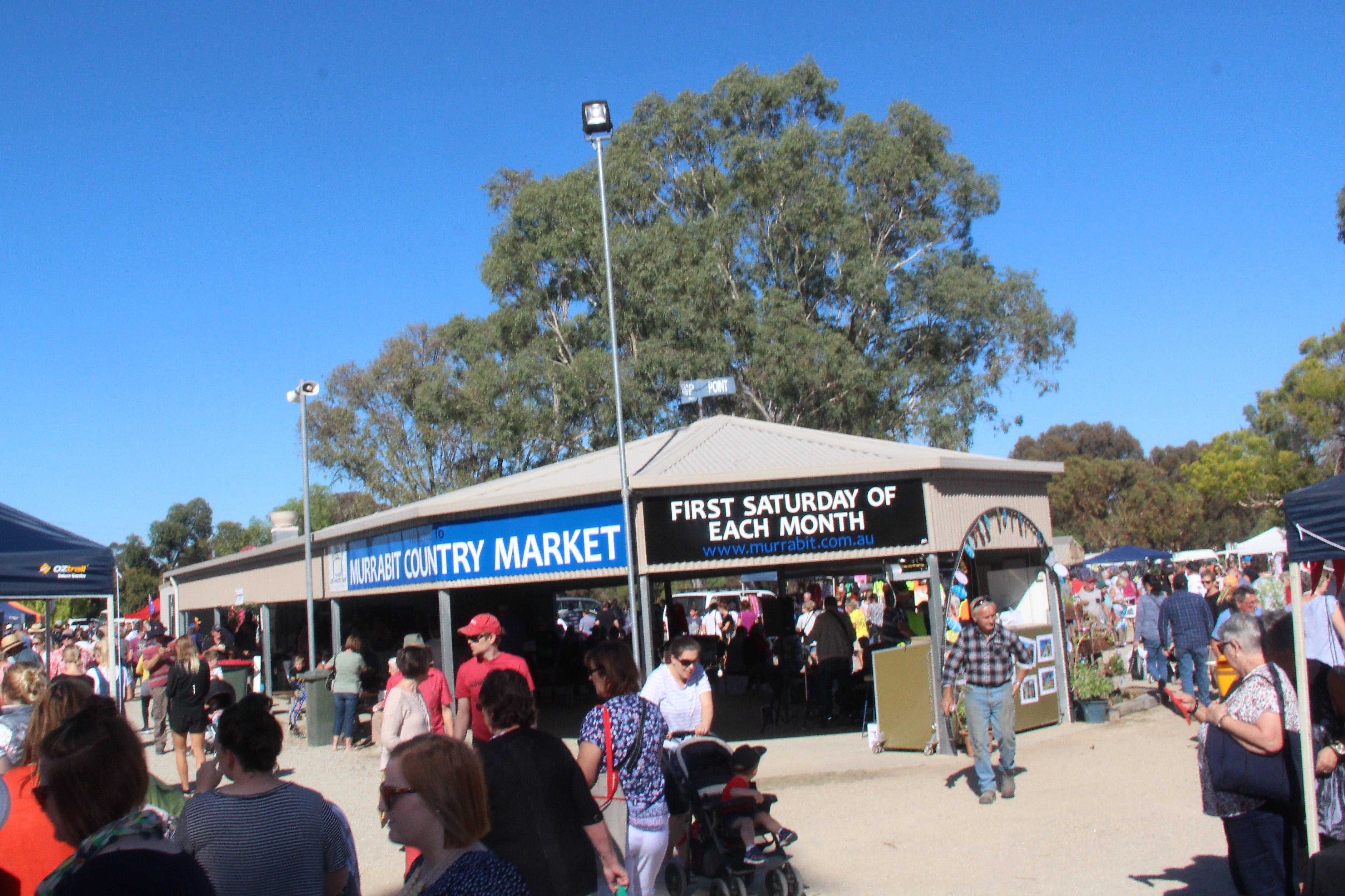 Murrabit Country Market - Surfers Gold Coast