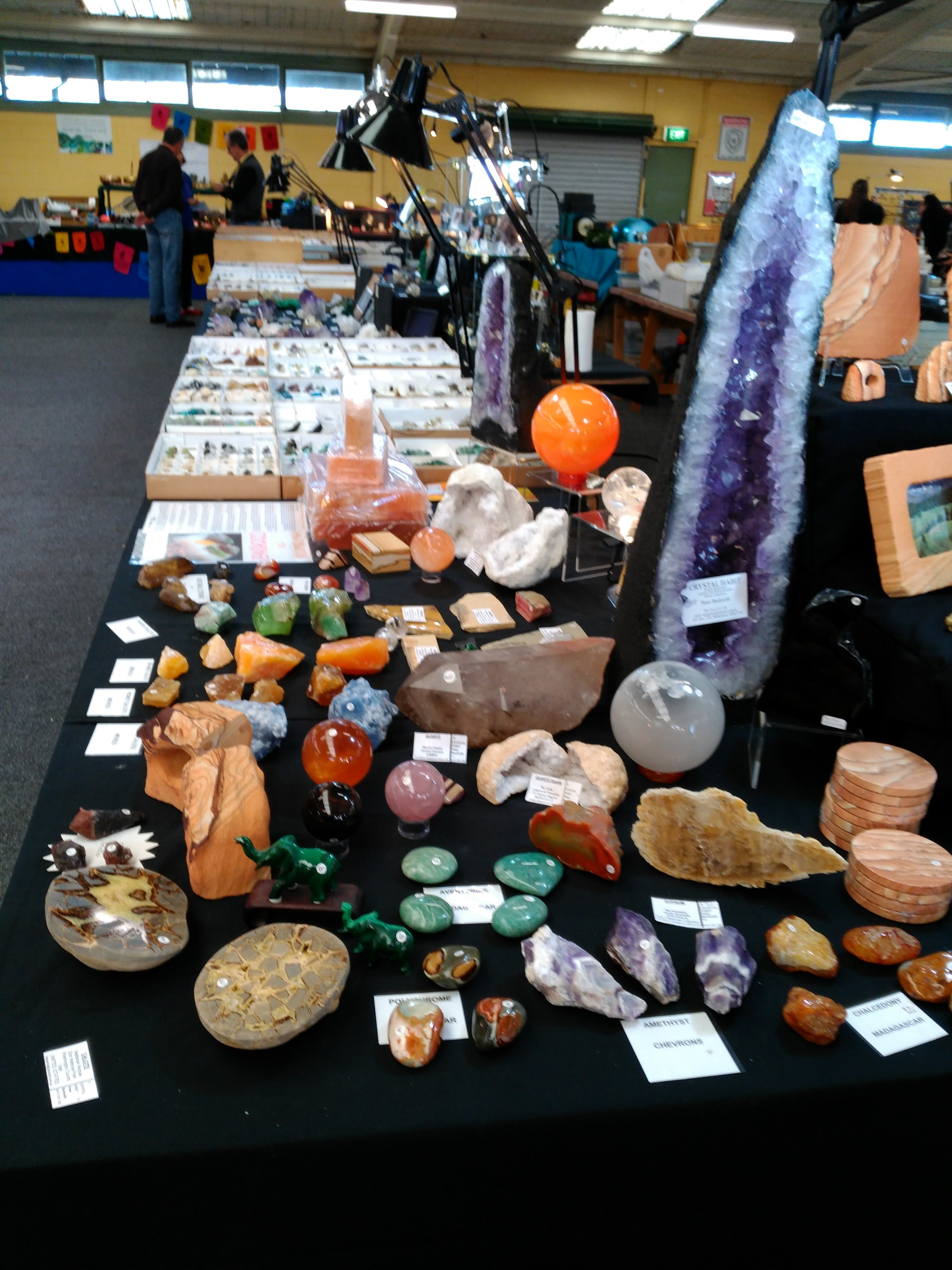 National Gem And Crystal Expo - Surfers Gold Coast