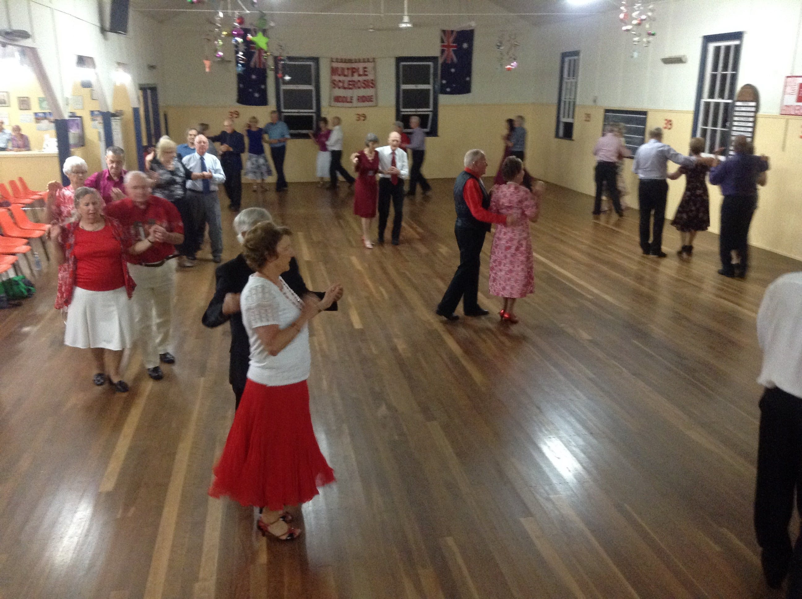 Old Time Dance - Surfers Gold Coast