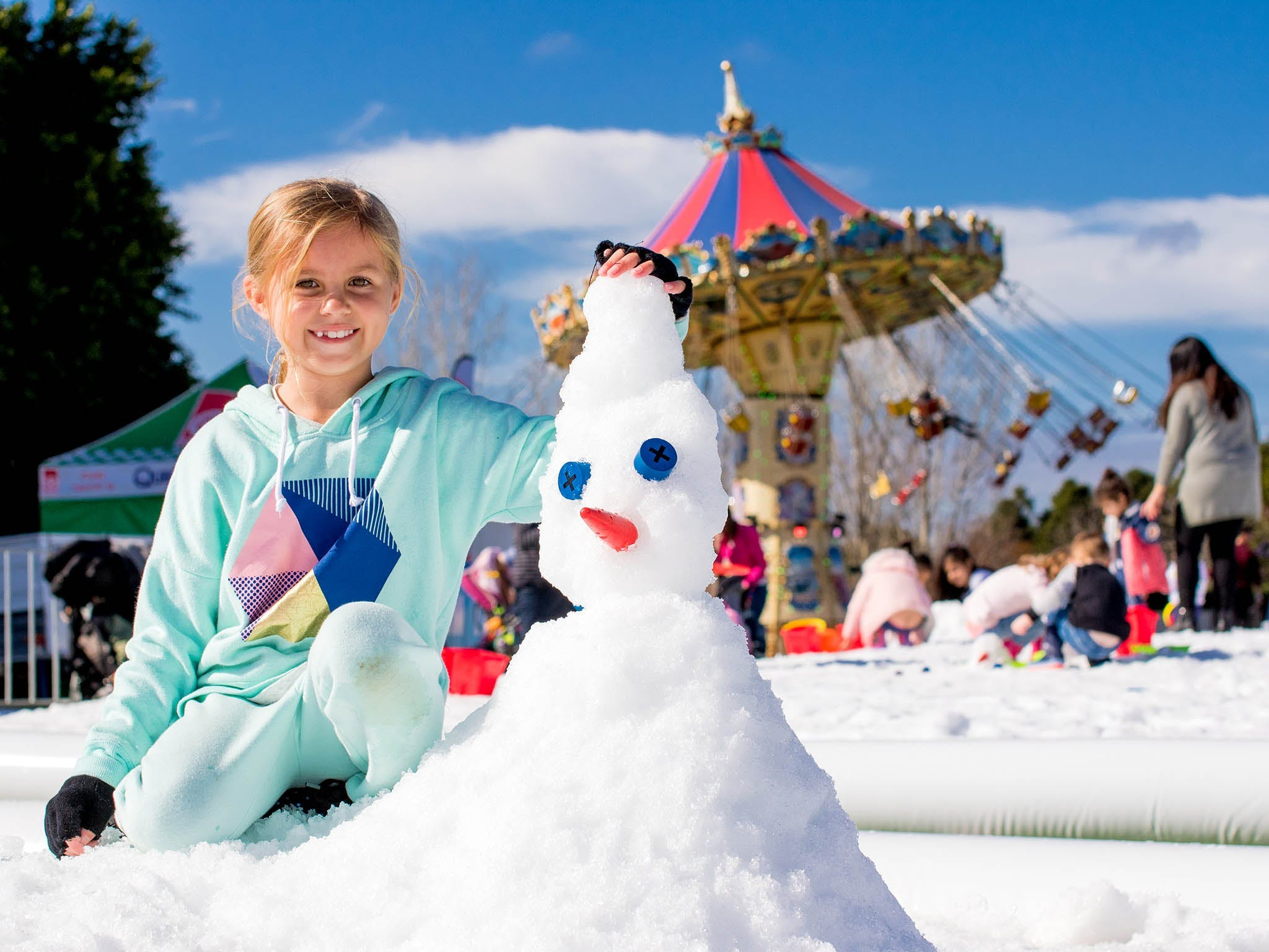 Snow Time in the Garden - Hunter Valley Gardens - Cancelled - Surfers Gold Coast