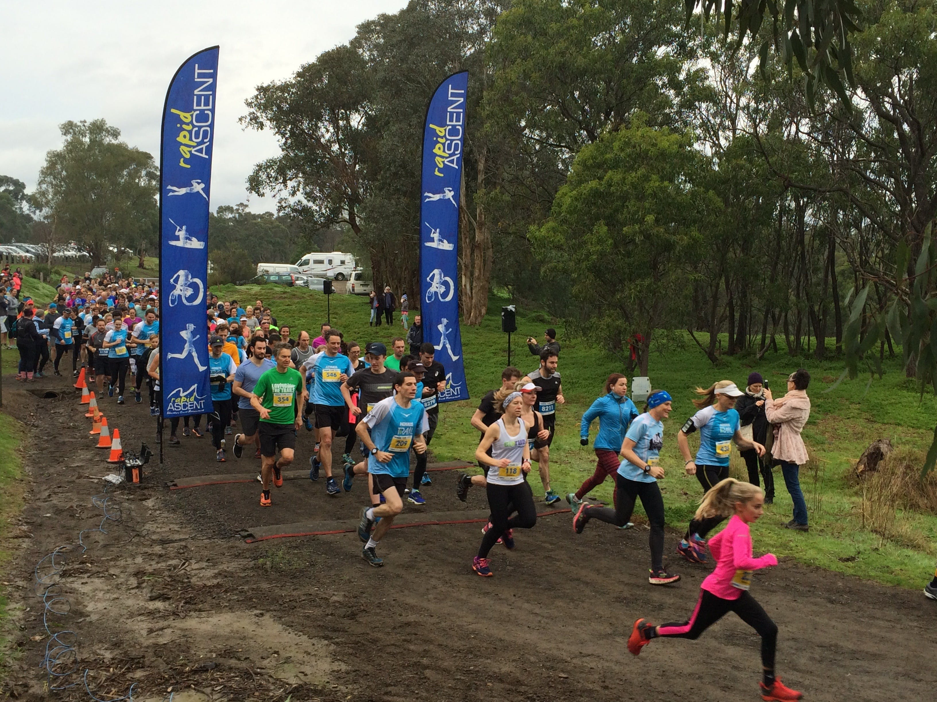 Trail Running Series 5 - Silvan - Surfers Gold Coast