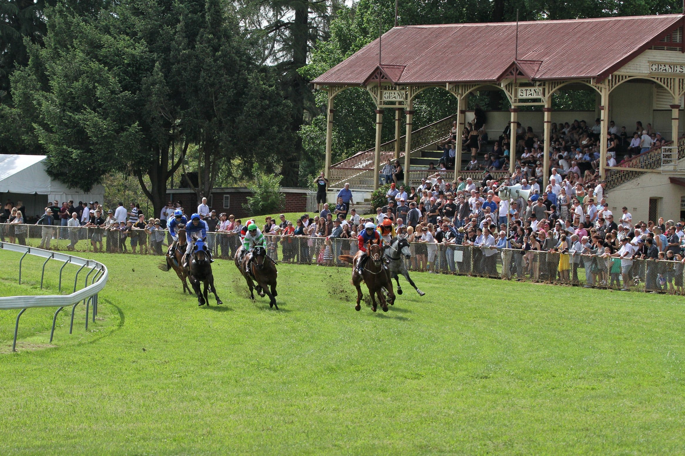 Tumut Boxing Day Races - Surfers Gold Coast