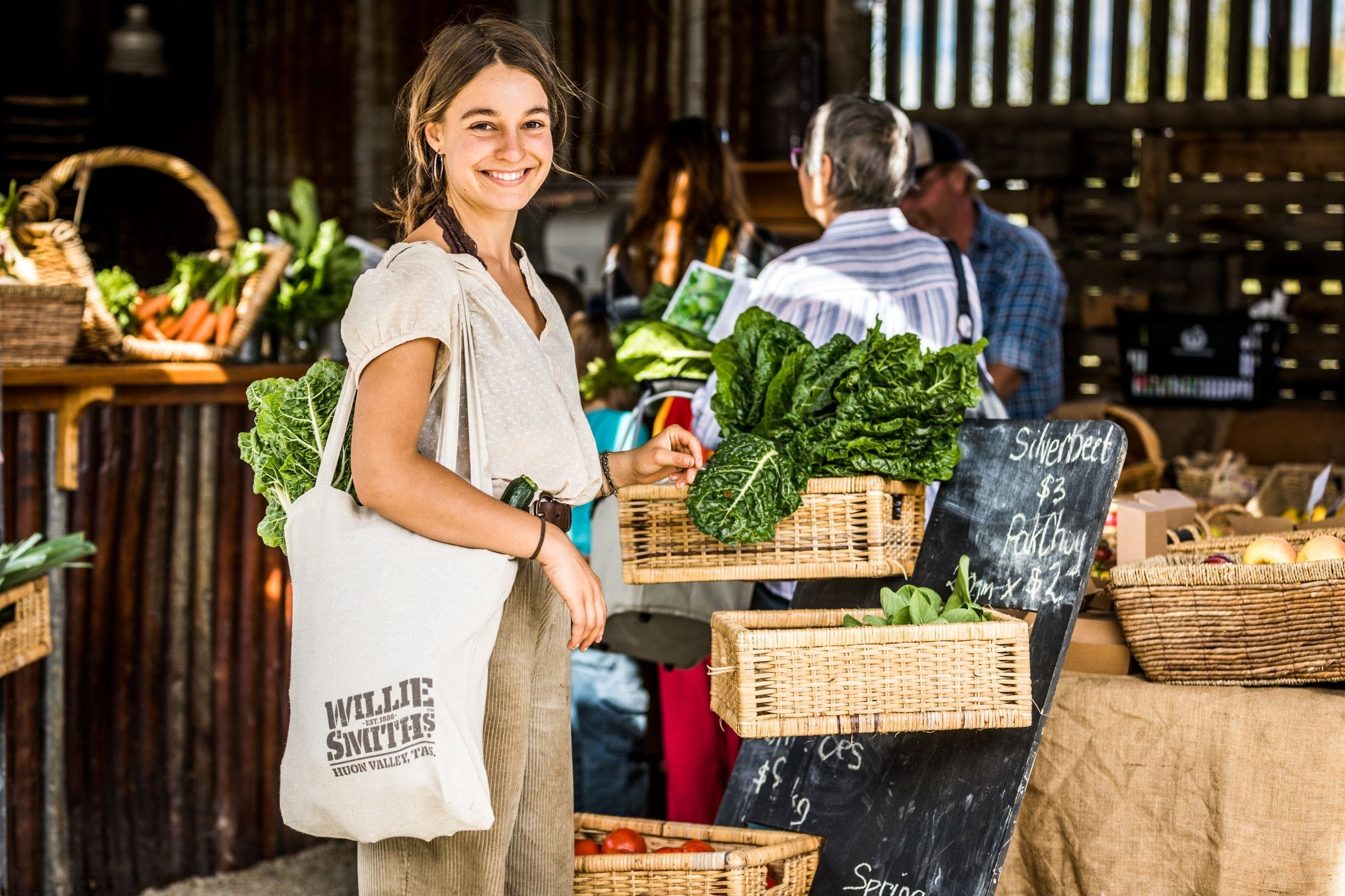 Willie Smith's Artisan and Produce Market - Surfers Gold Coast